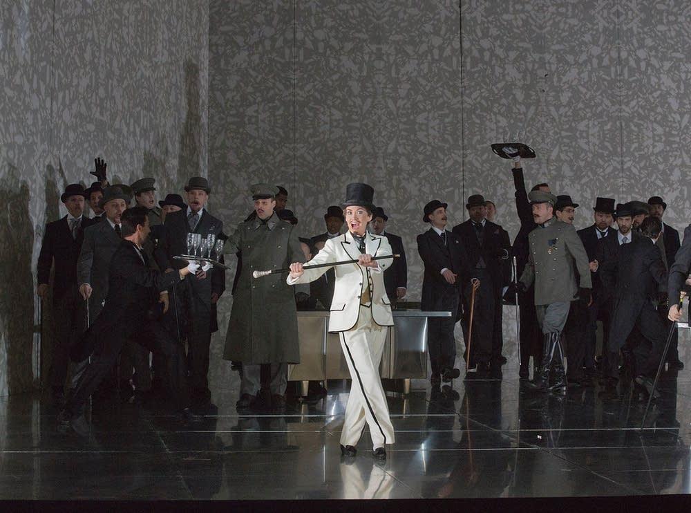 Oscar in UN BALLO IN MASCHERA, The Metropolitan Opera 2015 © Ken Howard