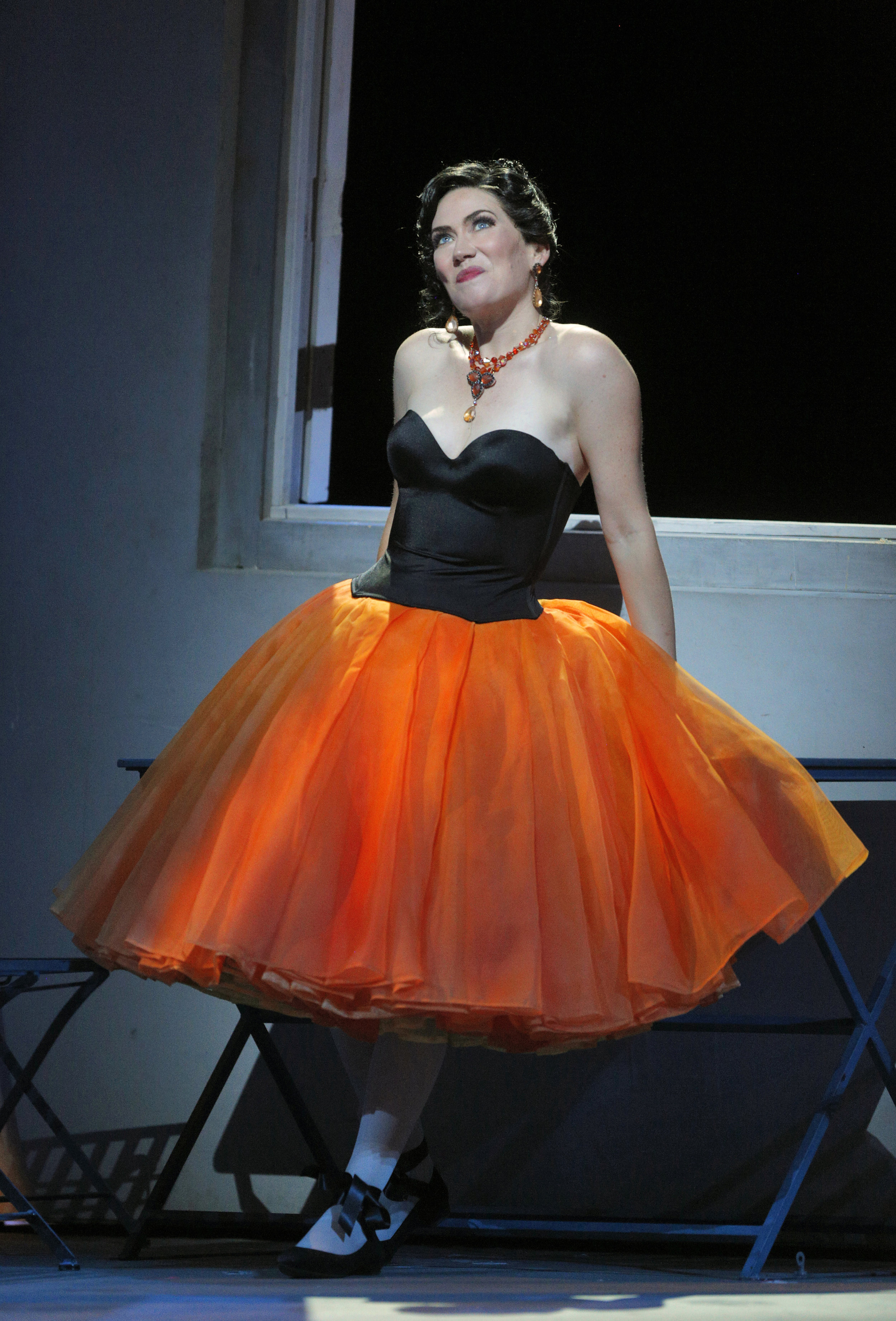 Norina in DON PASQUALE, San Francisco Opera 2016 © Cory Weaver