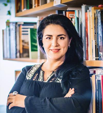 Excutive Director Venezuela / Directora Ejecutiva Venezuela Claudia Urdaneta