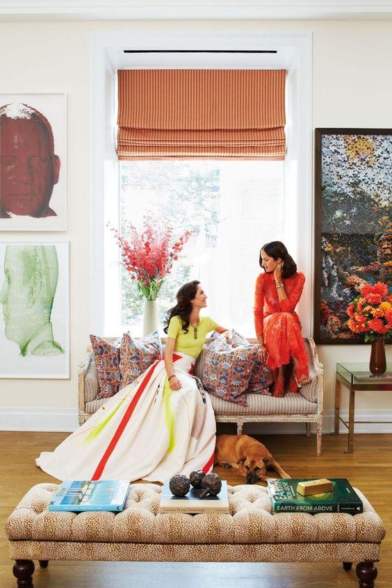 Carolina Herrera's New York Home - Harper's Bazaar