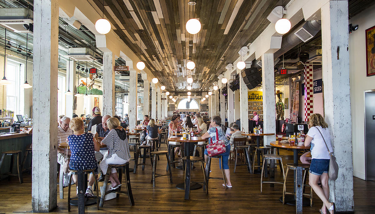 Local's Guide: Best Brunch in Nashville - ACME Feed & Seed Brunch