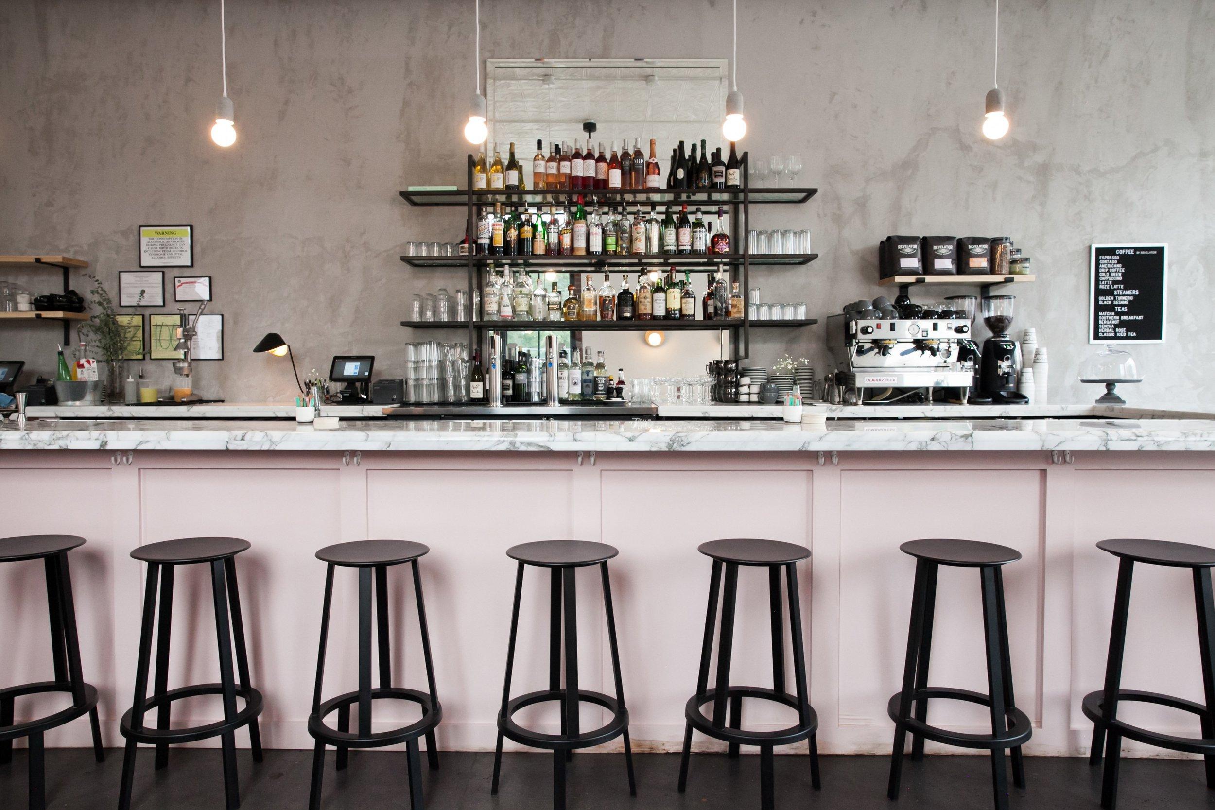 Local's Guide: Best Brunch in Nashville - Cafe Roze Brunch
