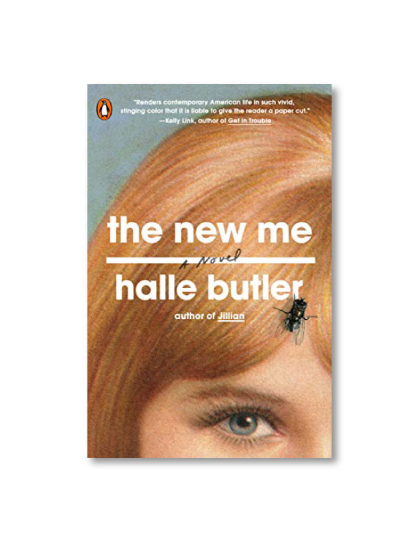 The New Me - Halle Butler - Book Review