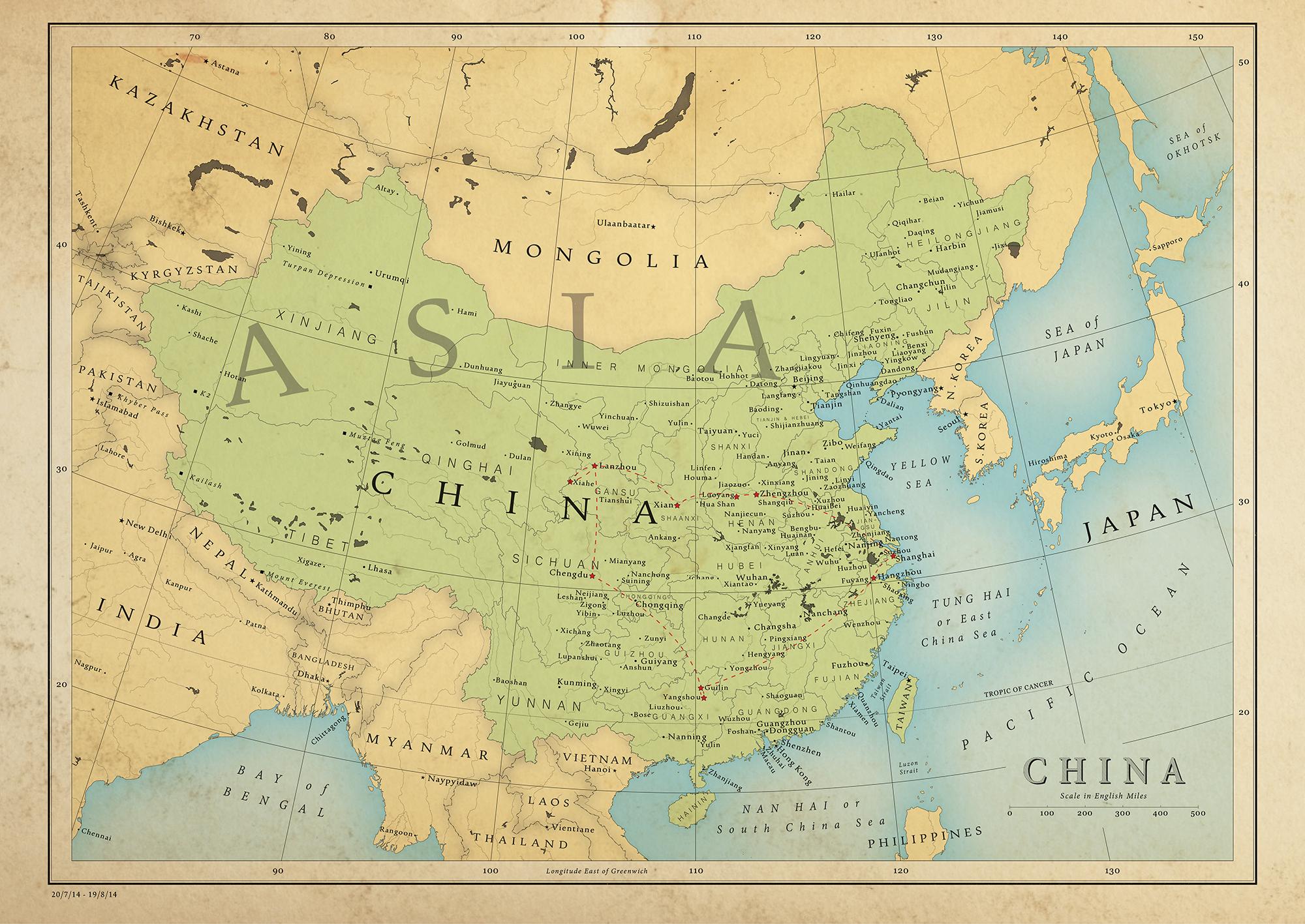 Full map.