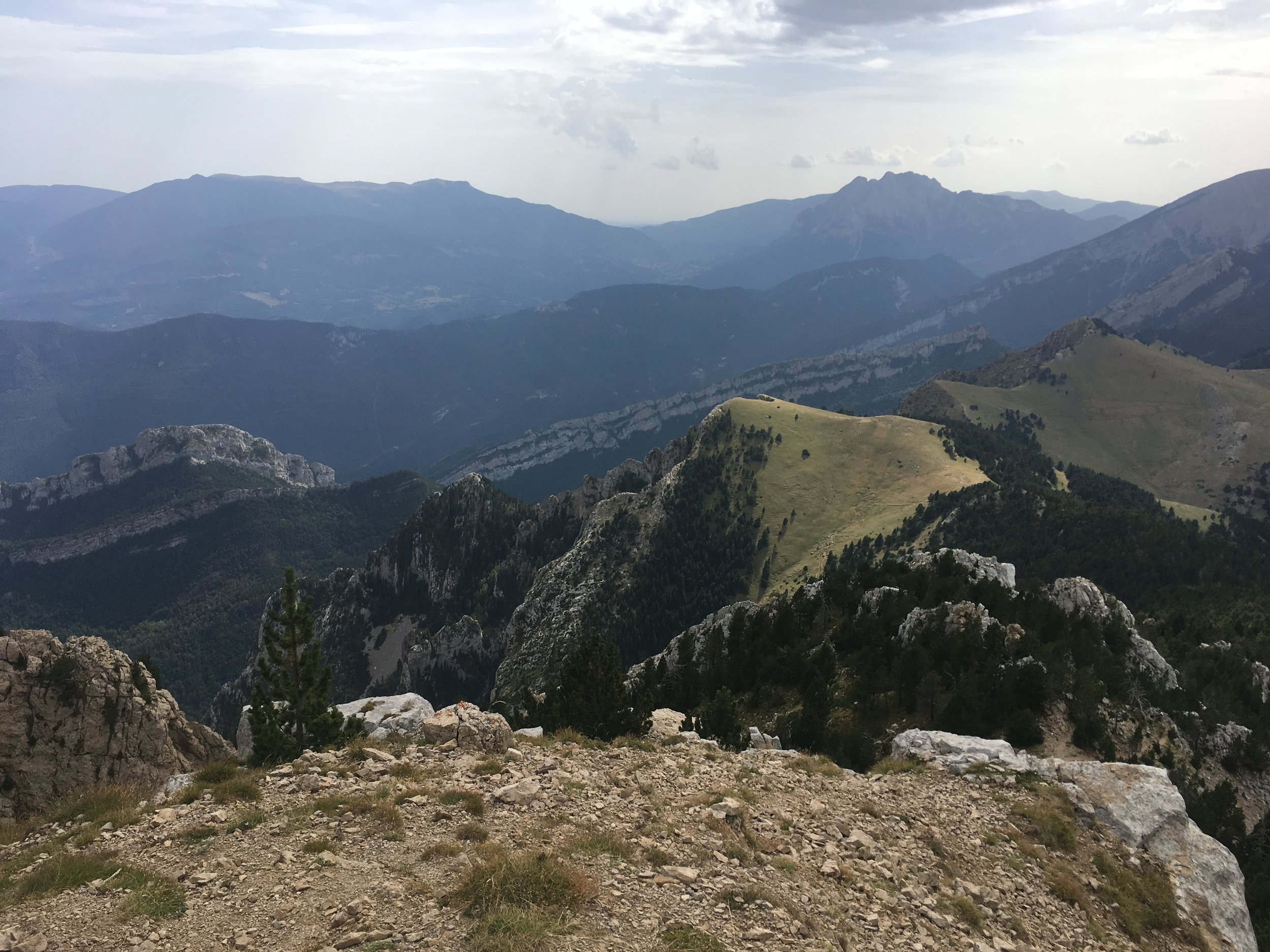 Peynes Altes, 2,267 meters / 7,467 feet