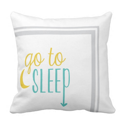 Morning and Night Reversible Throw Pillow