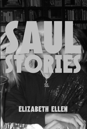 Saul Stories , by Elizabeth Ellen, is available in the Hobart Pulp bookstore for $24. You could probably buy it on Amazon, as well, but why would you give those fuckers a cut? The book cover up there is a magic portal to the place where you can, if so inclined, buy the book.