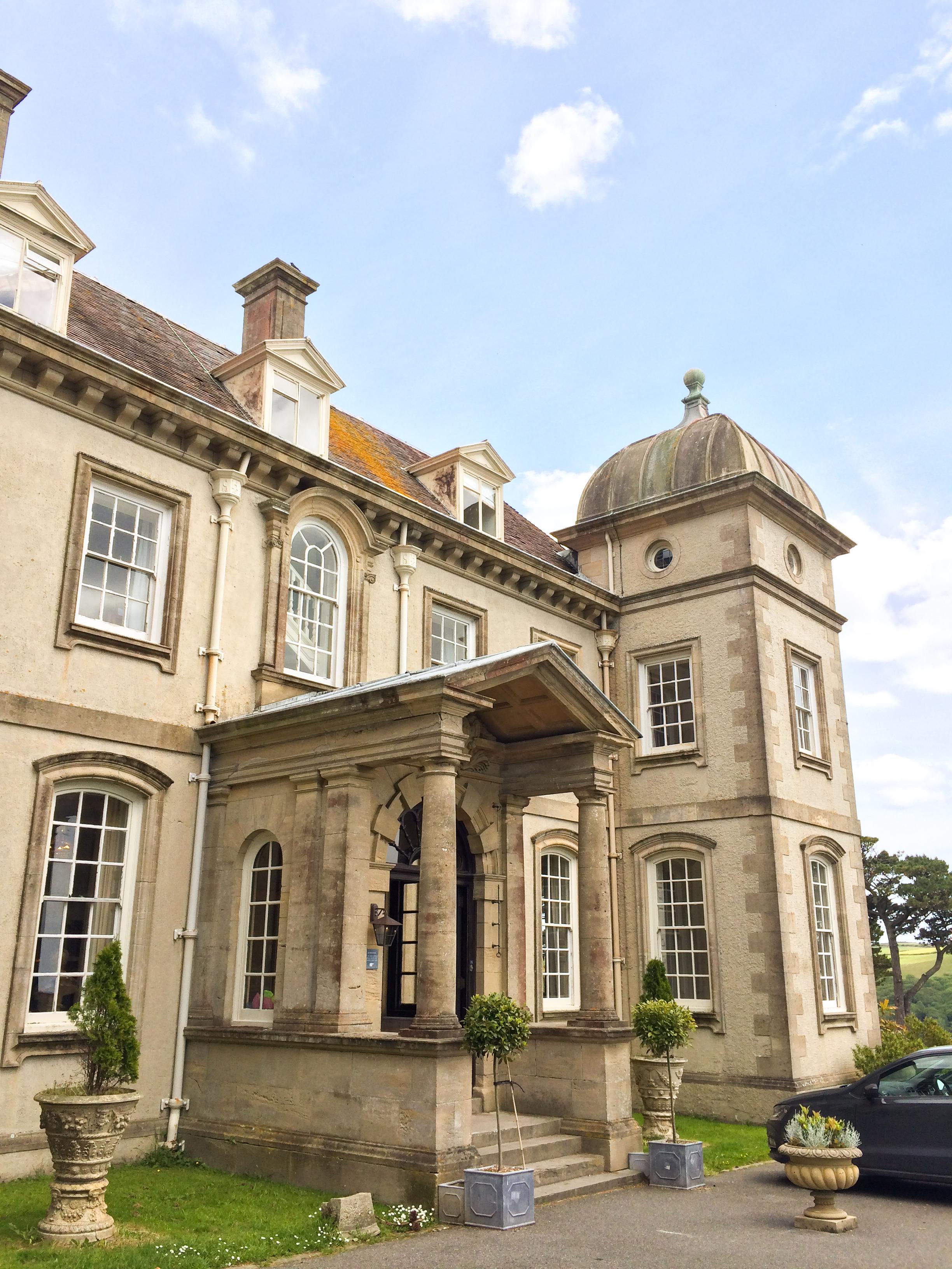 Fowey Hall Hotel Cornwall Review