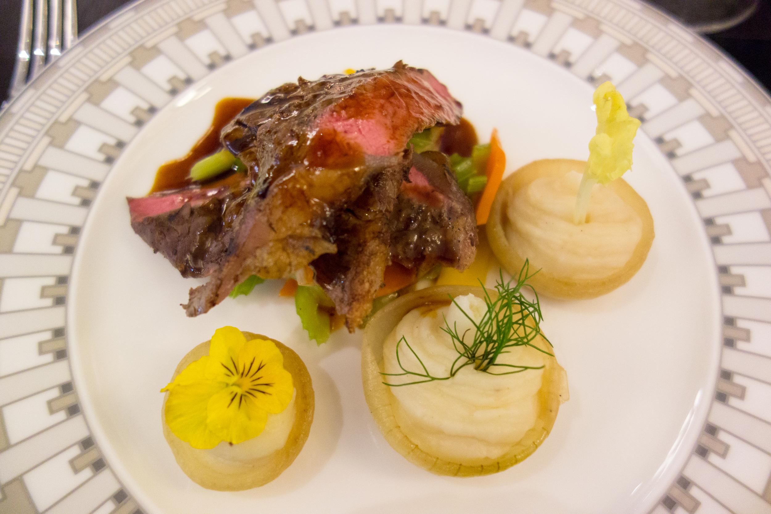 The Gainsborough Bath Spa Restaurant Review