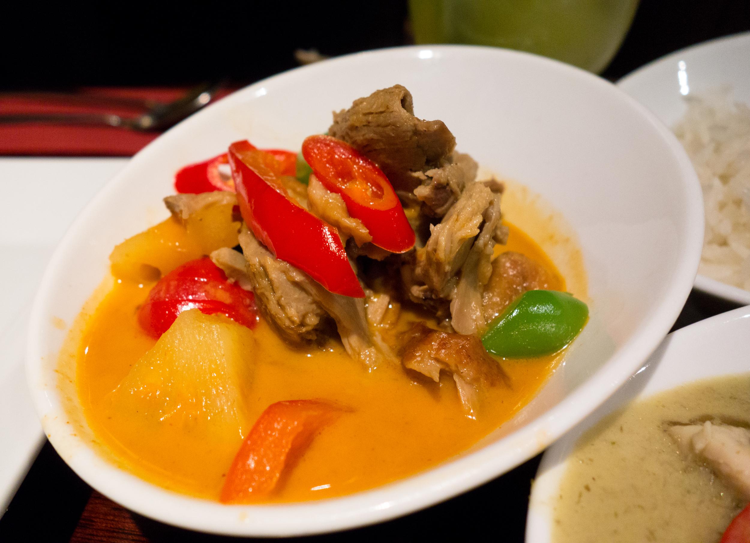 Koh Thai Tapas Bath Restaurant Review