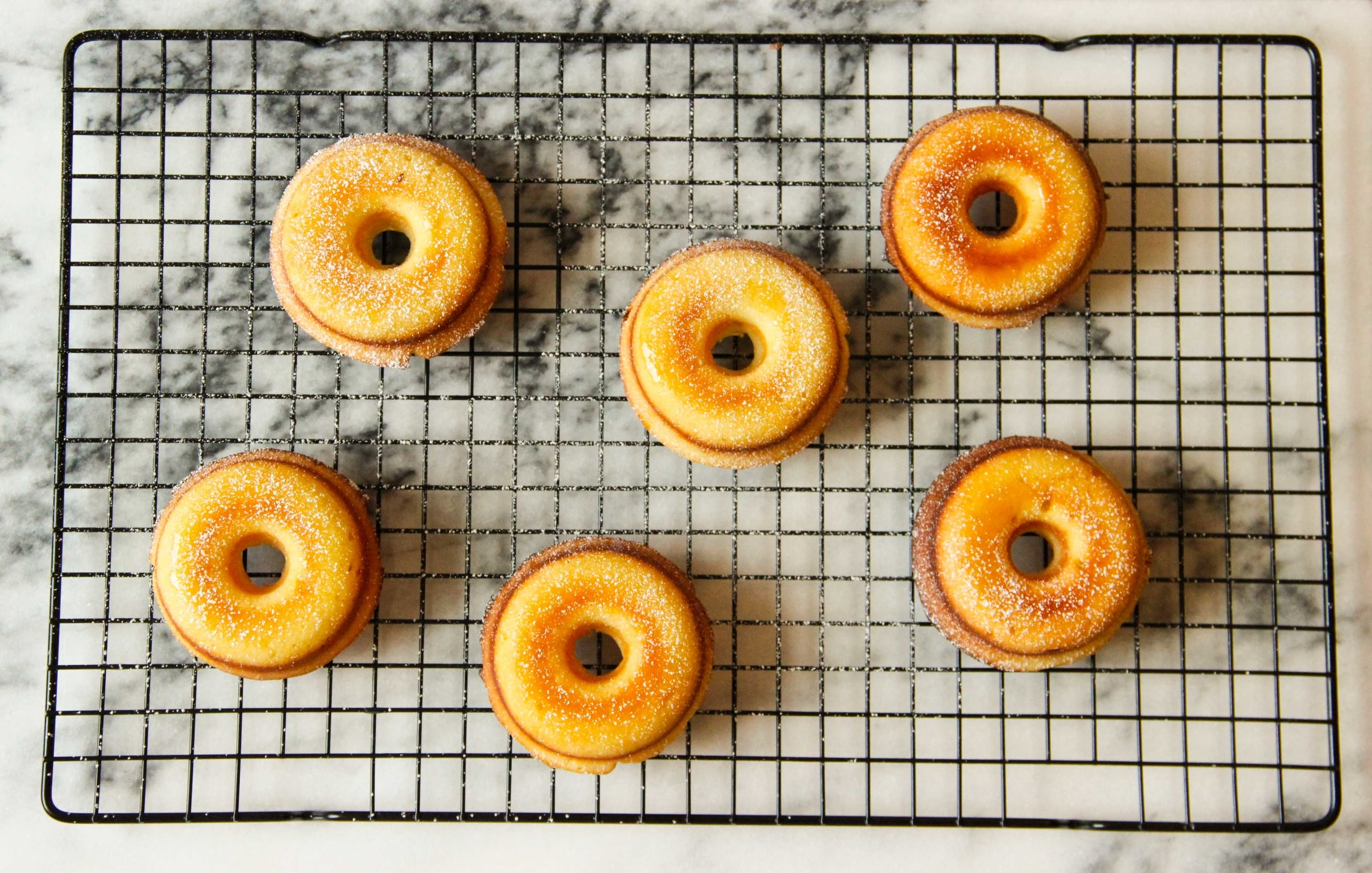 Homemade Recipe Doughnuts
