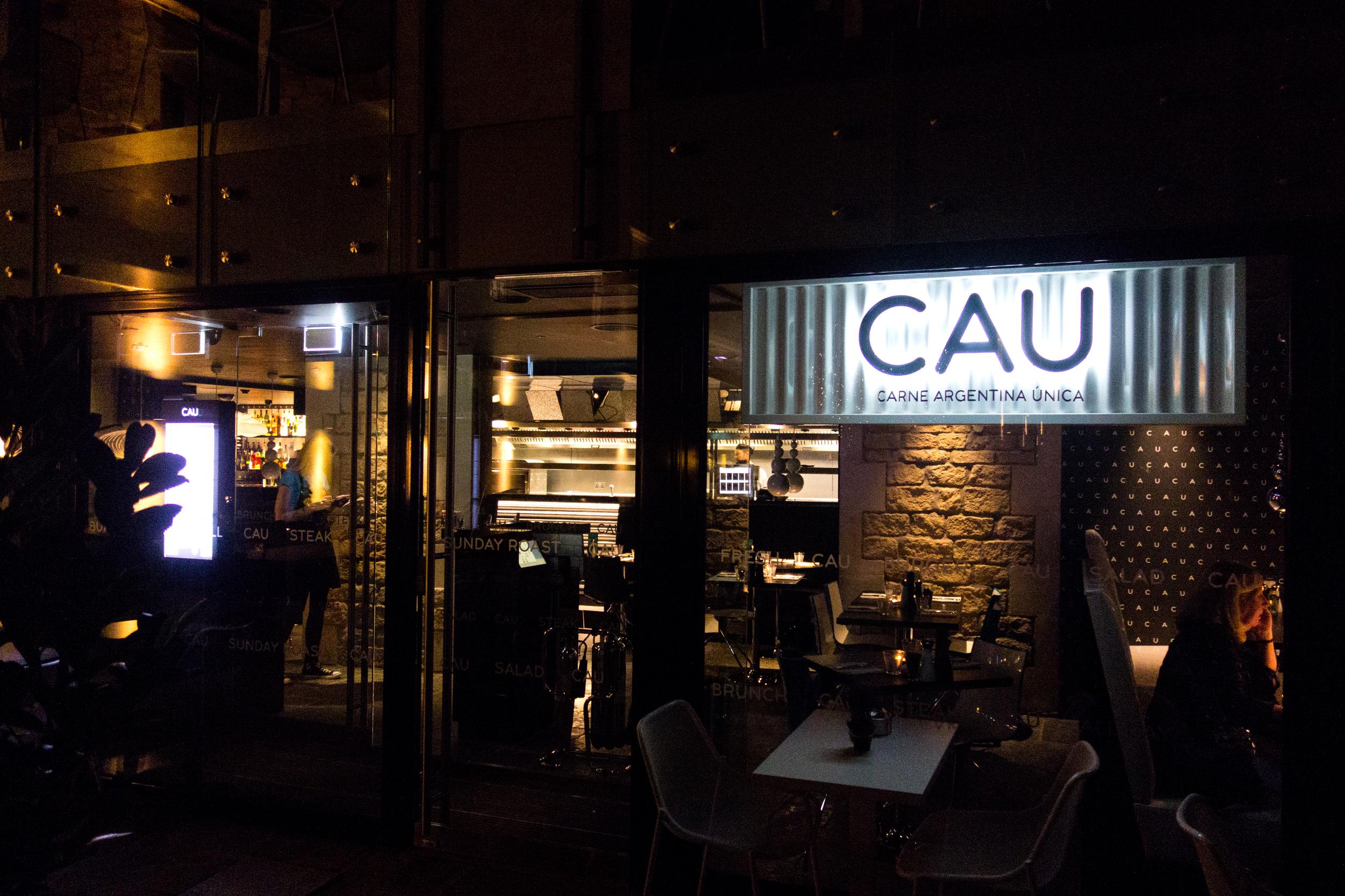 CAU Restaurant Review Bath