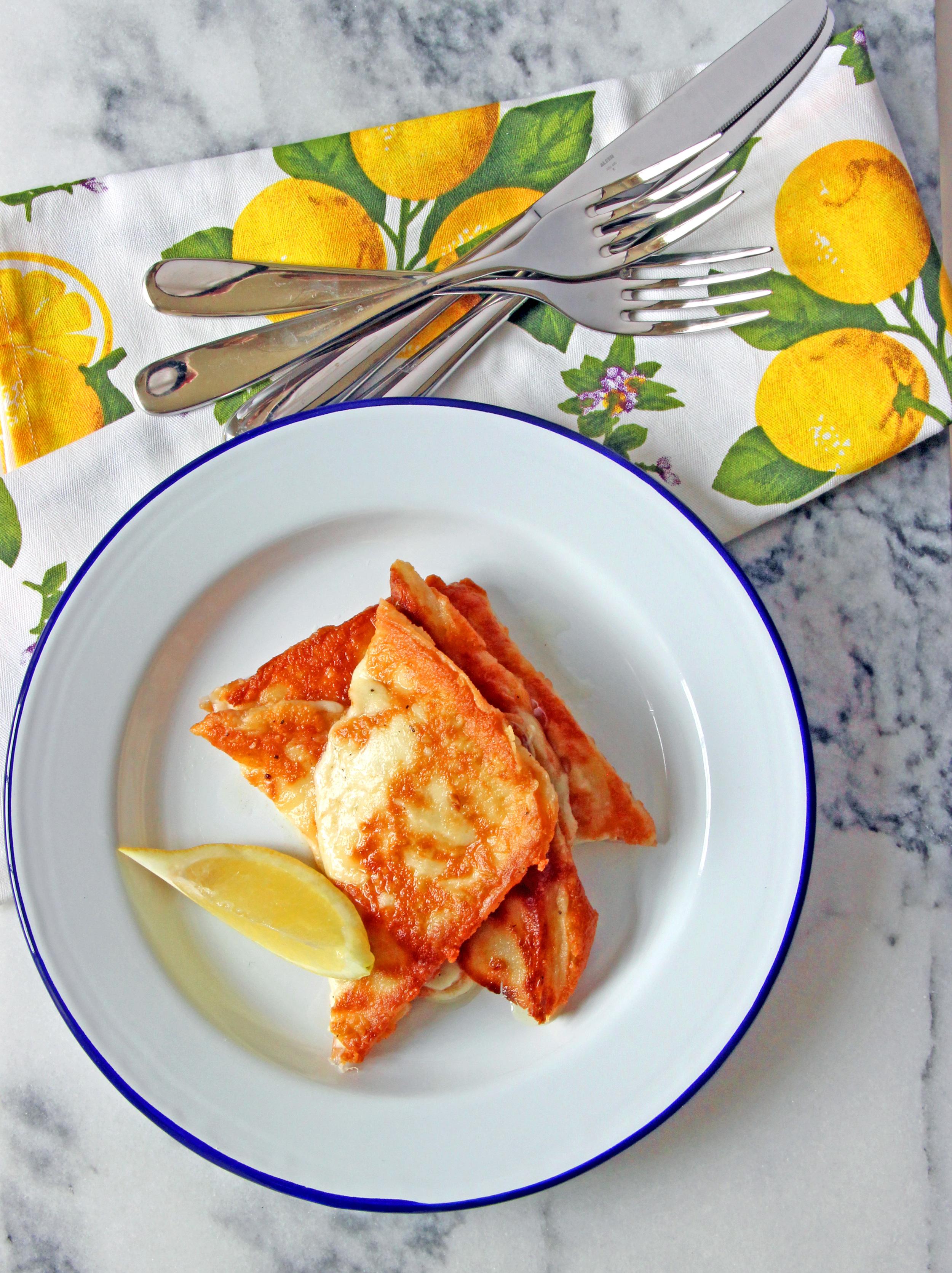 Homemade Recipe Greek Saganaki