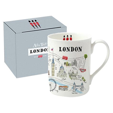 Alice Tait Map of London Mug
