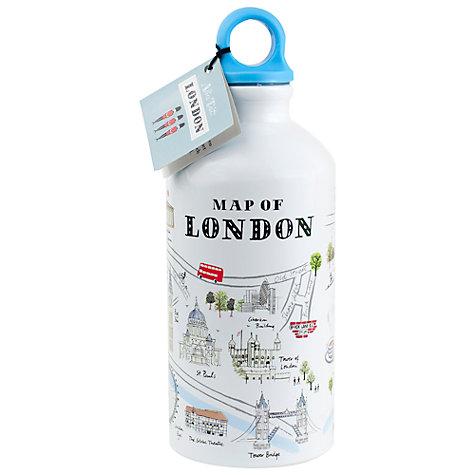 Alice Tait London Map Water Bottle