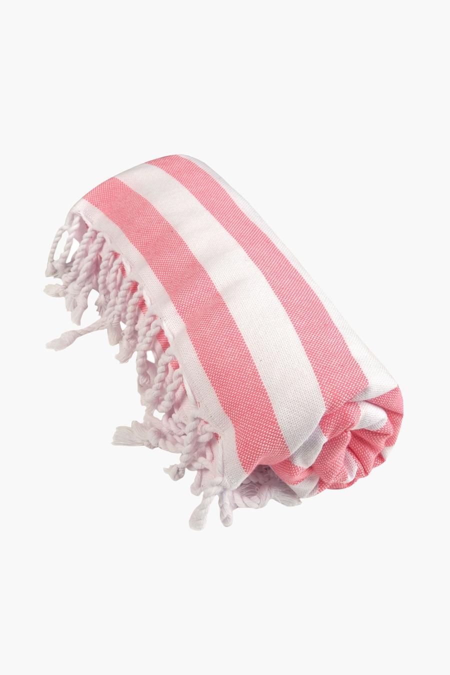 SEASALT CLOTHING - INCREDIBLY USEFUL TOWEL IN WARE BEGONIA - £20