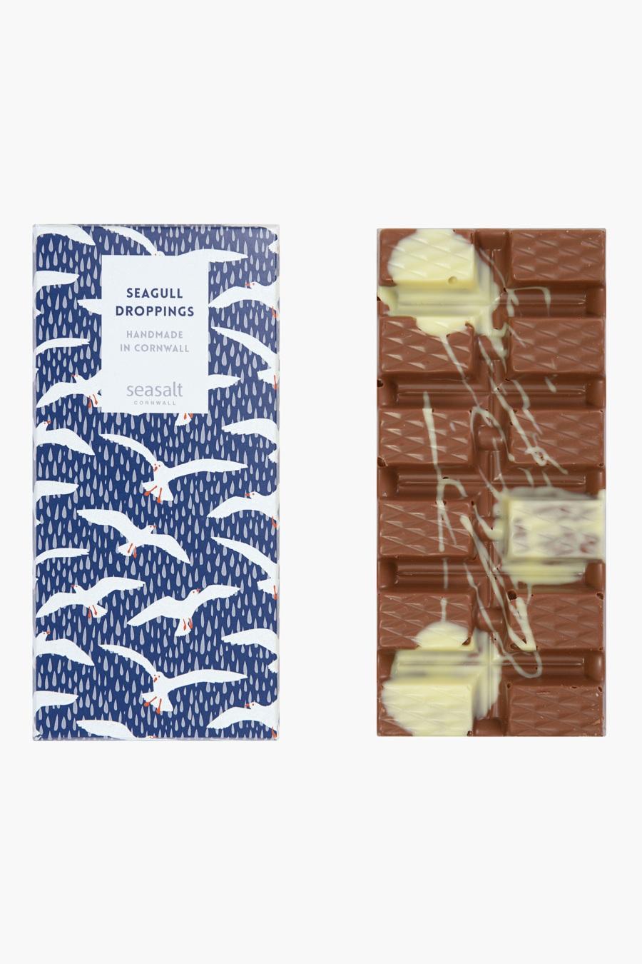 SEASALT CLOTHING - CHOCOLATE - £2.99