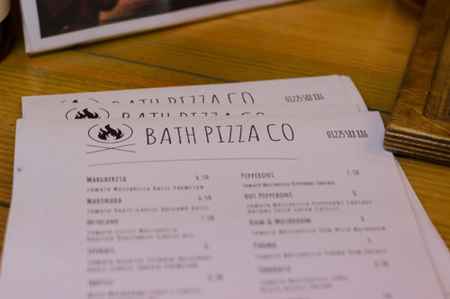 Bath Pizza Co Green Park Station Bath The Bathonian