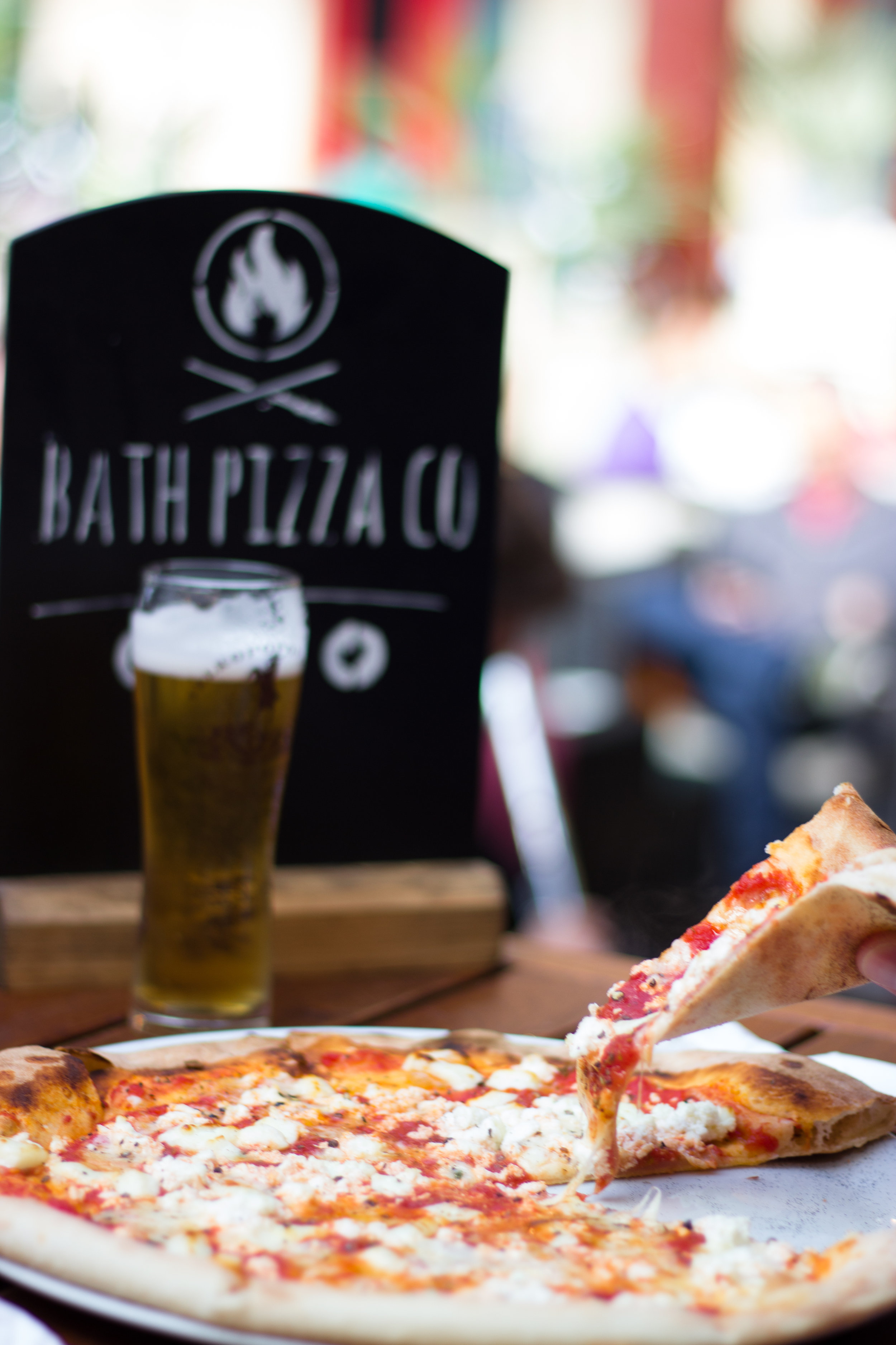 Bath Pizza Co Green Park Station Bath The Bathonian