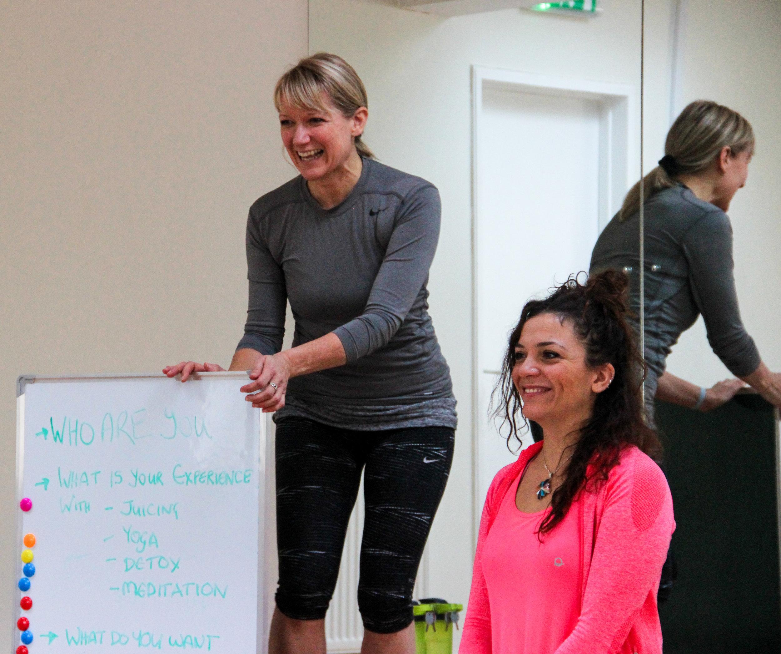 Yoga Class Bath Somerset Review