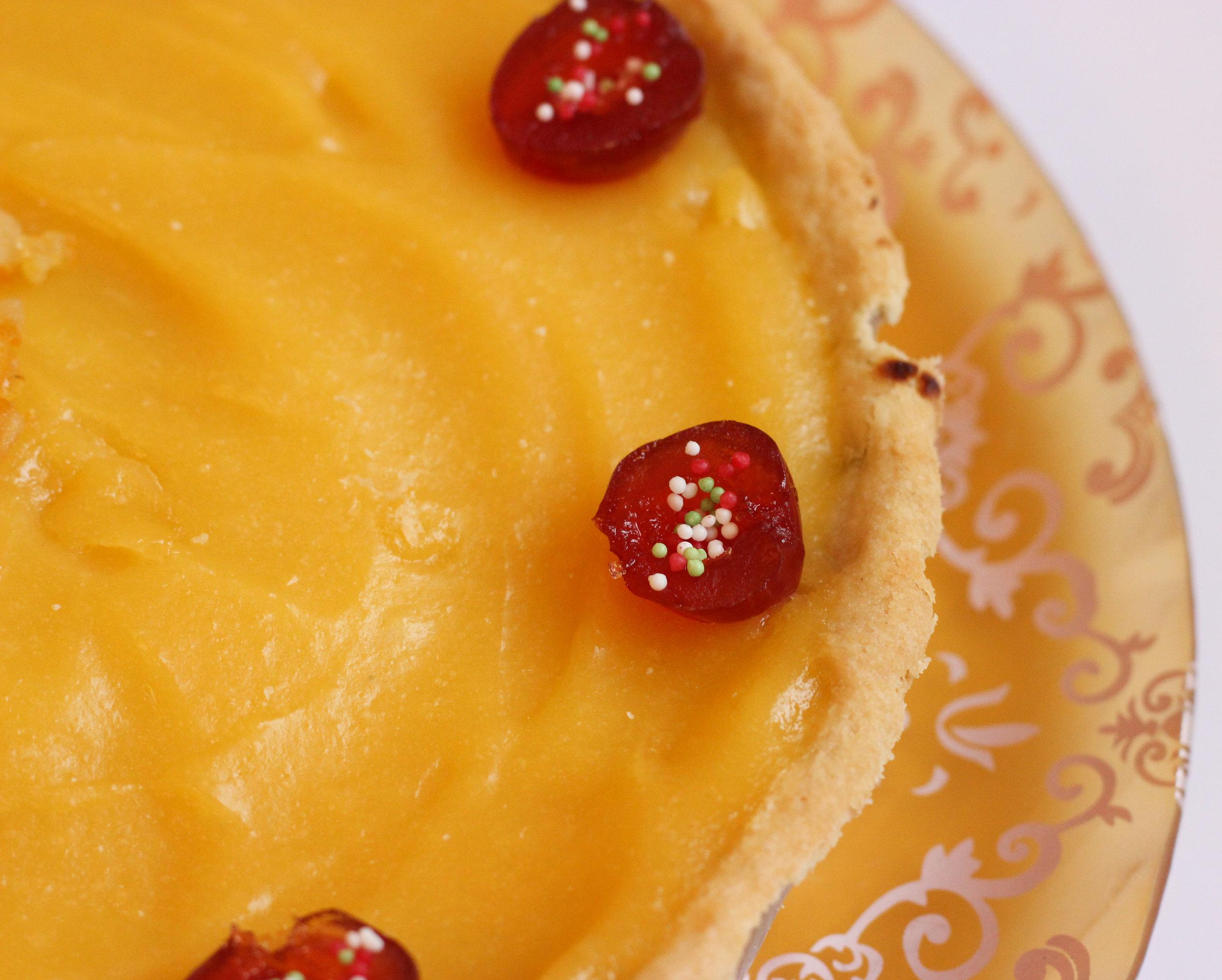 Homemade Recipe Lemon Tarte