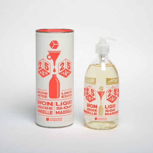 ARTICLE '25 YEARS' LIMTED EDITION LIQUID MARSEILLE SOAP - £15.00