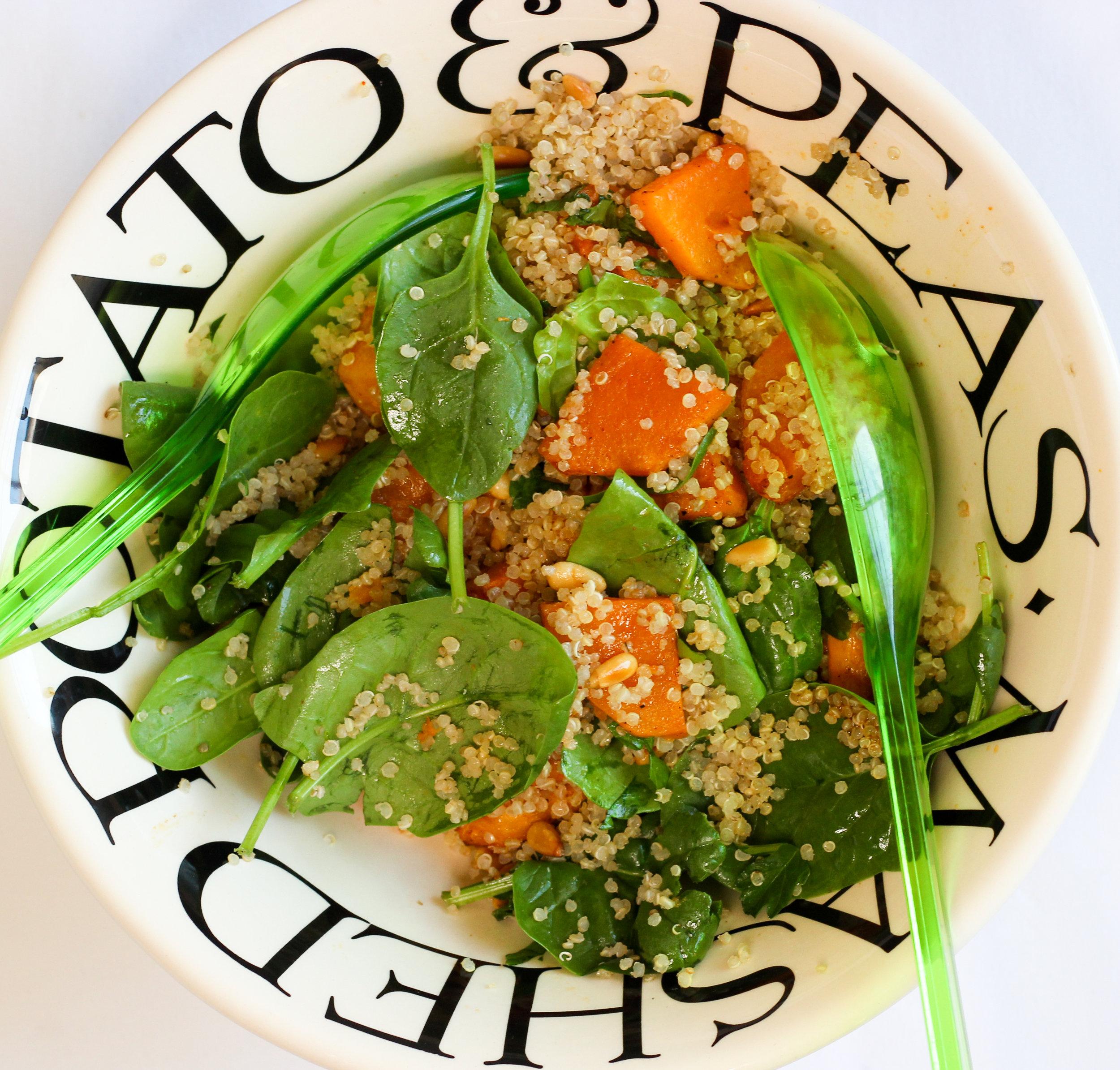 Homemade Recipe Quinoa Salad