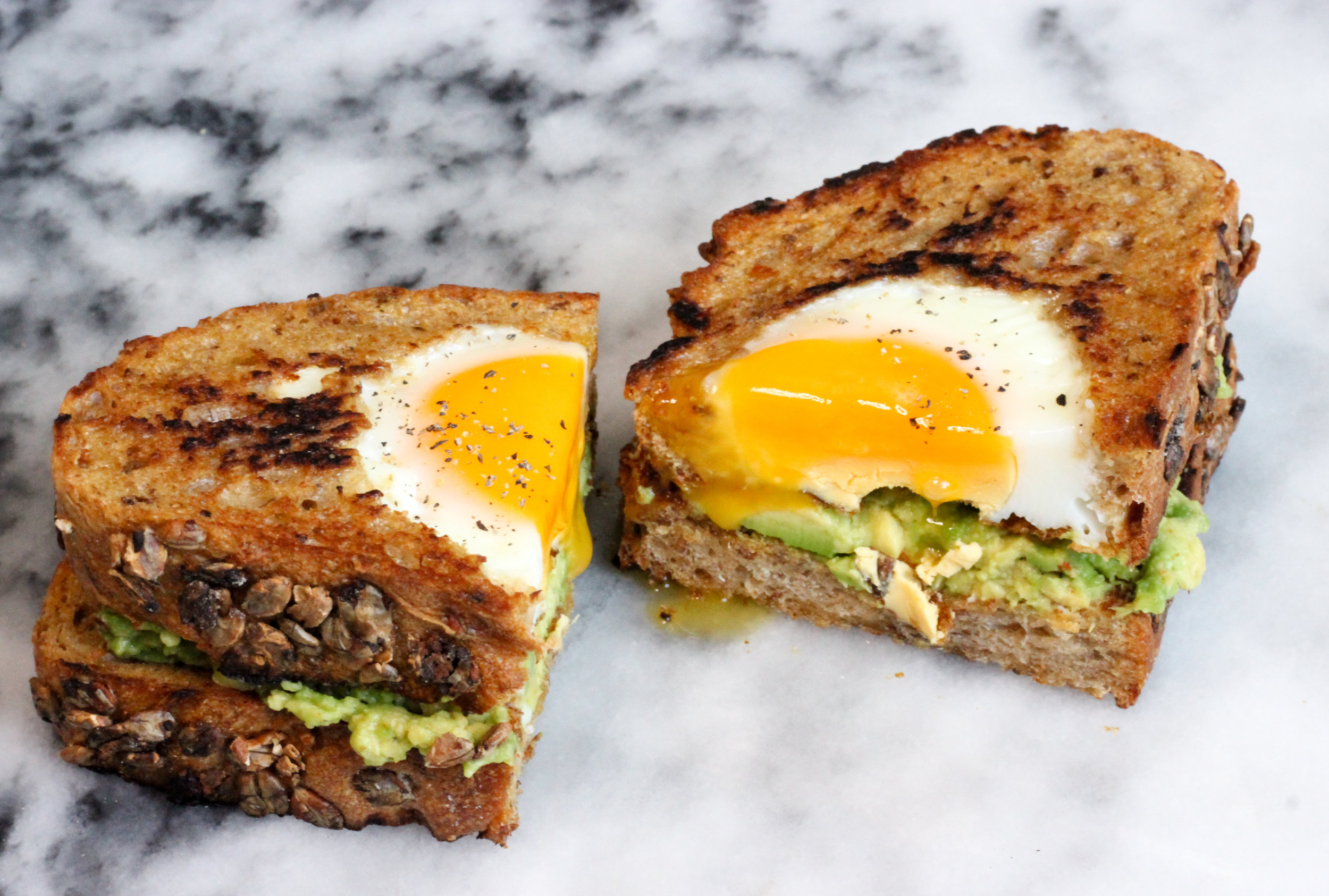 Homemade Recipe Breakfast Sandwich