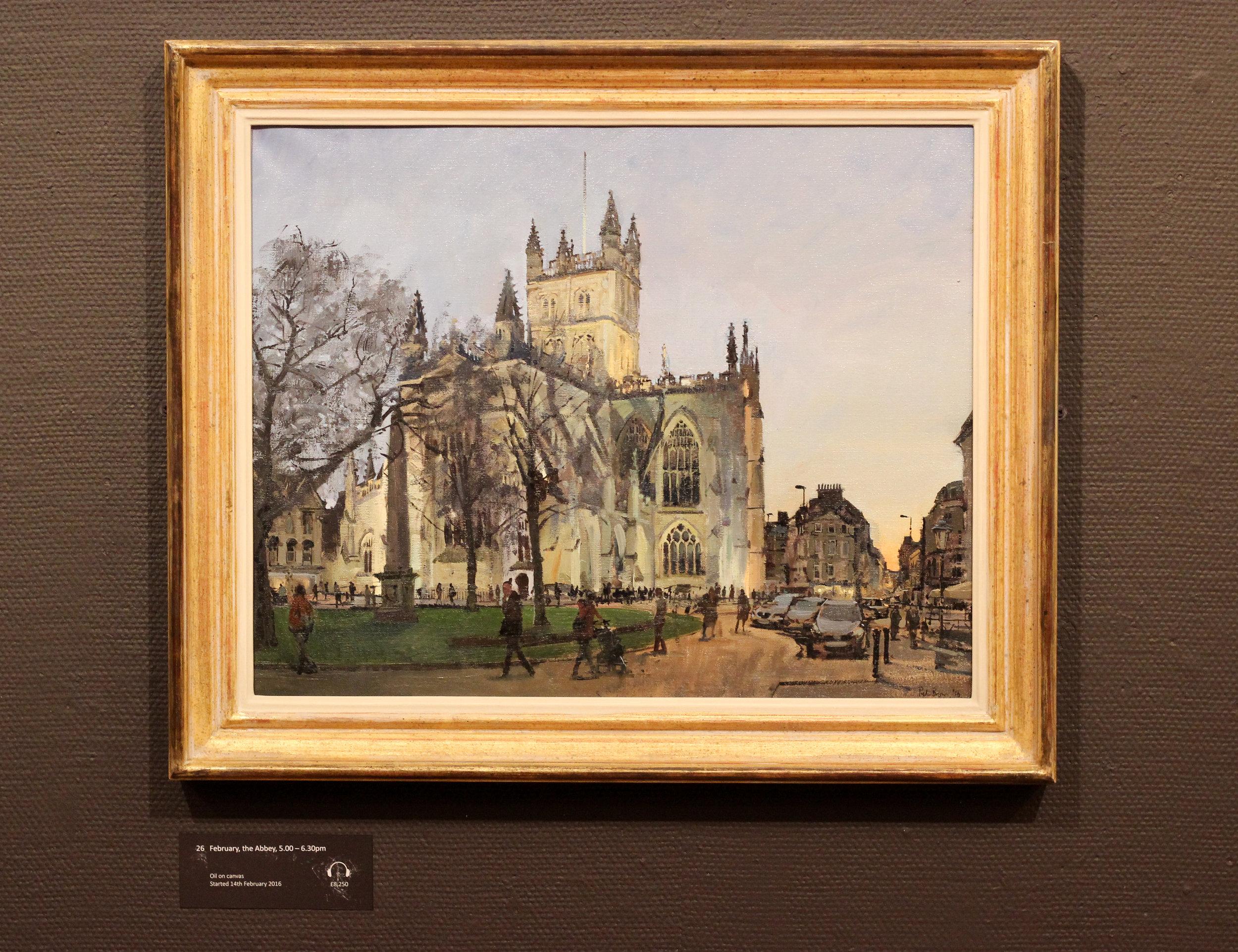 Peter Brown Artist Exhibition Victoria Art Gallery Review