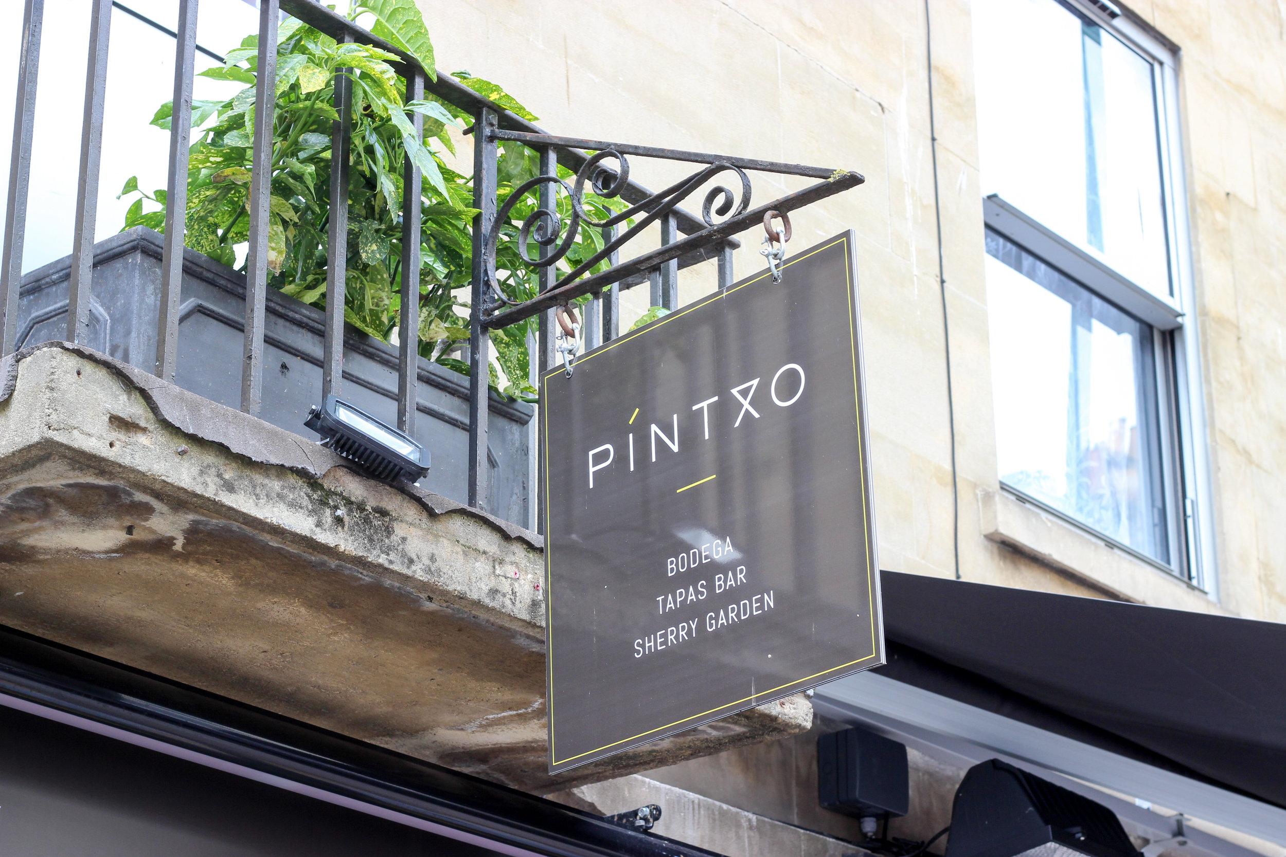 Pintxo de Bath Restaurant Review