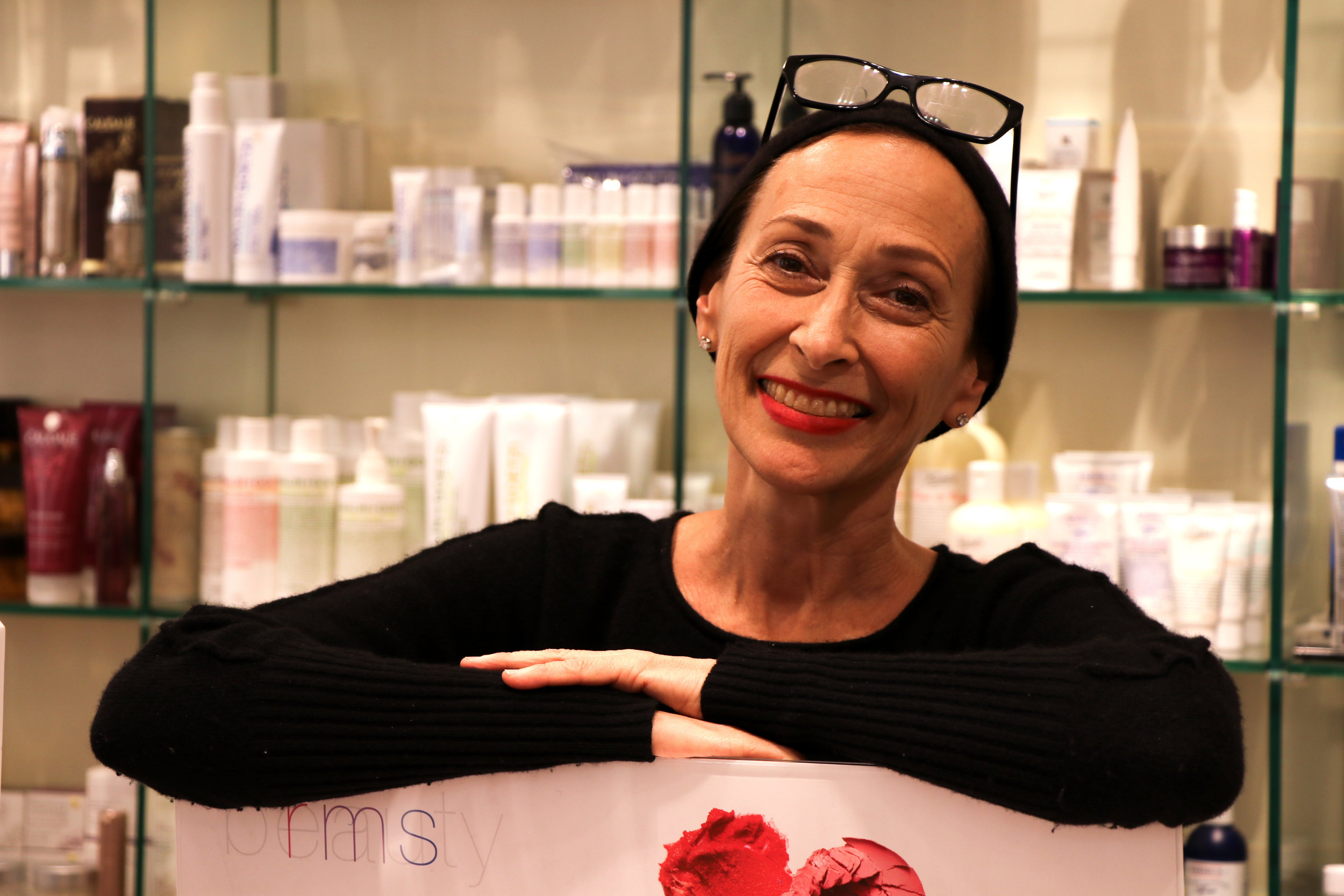 Thank you to Space NK for inviting me to the launch of RMS Beauty and to Rose-Marie for the very generous beauty treats she sent me home with!x