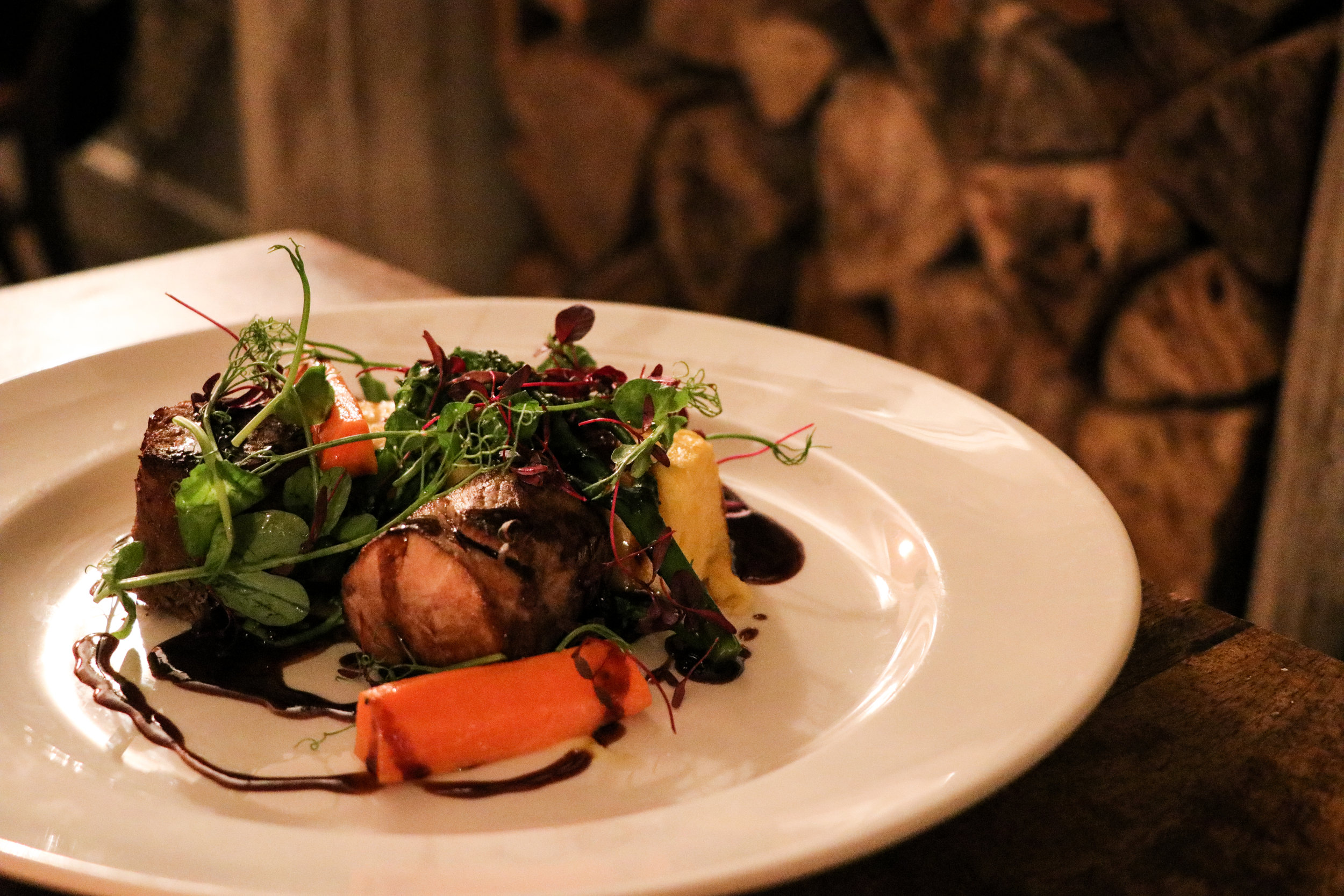 The Bath Arms at Longleat Restaurant Review