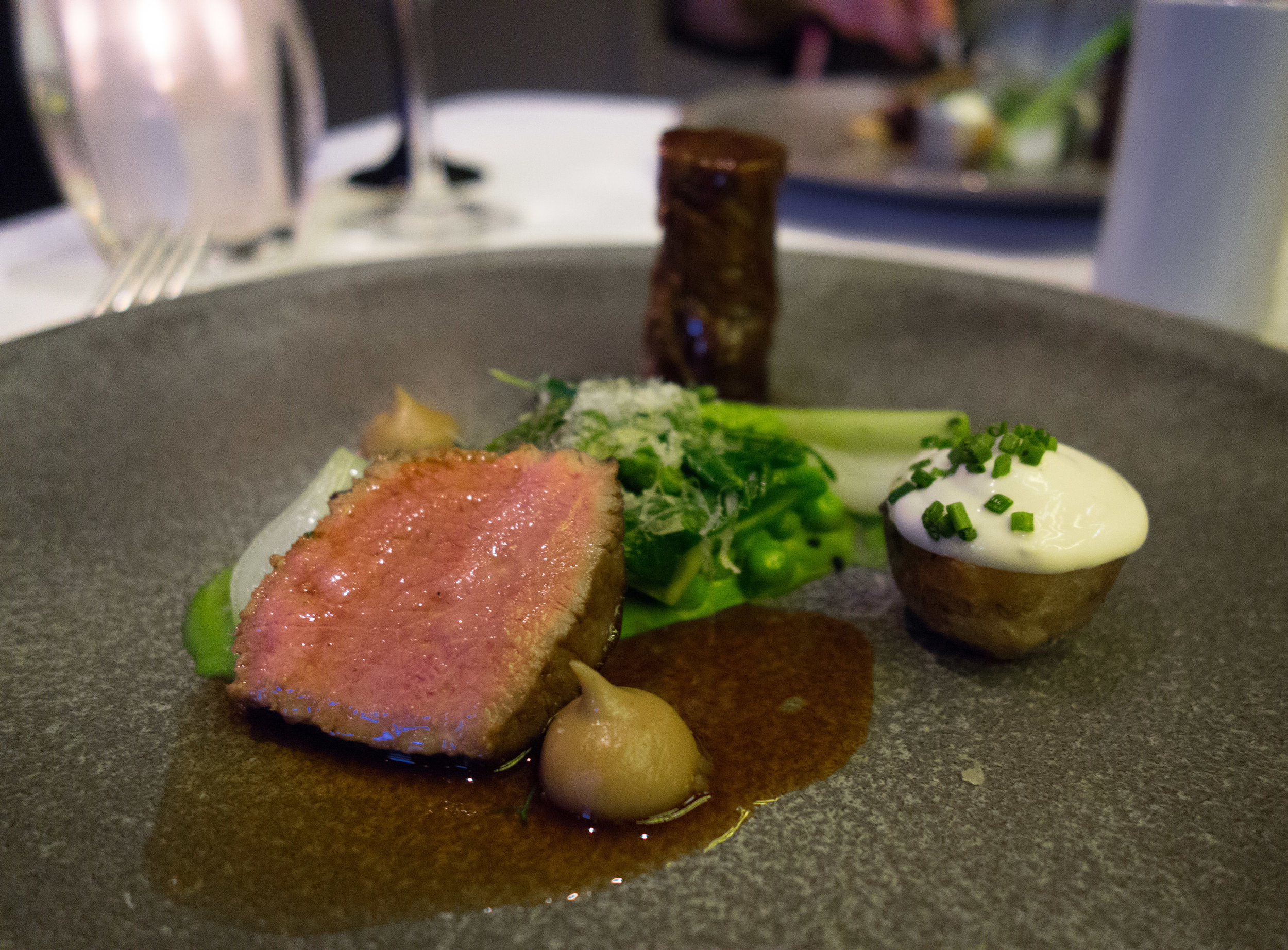 The Dower House Restaurant at The Royal Crescent Hotel & Spa - Bath - 9th June 2016