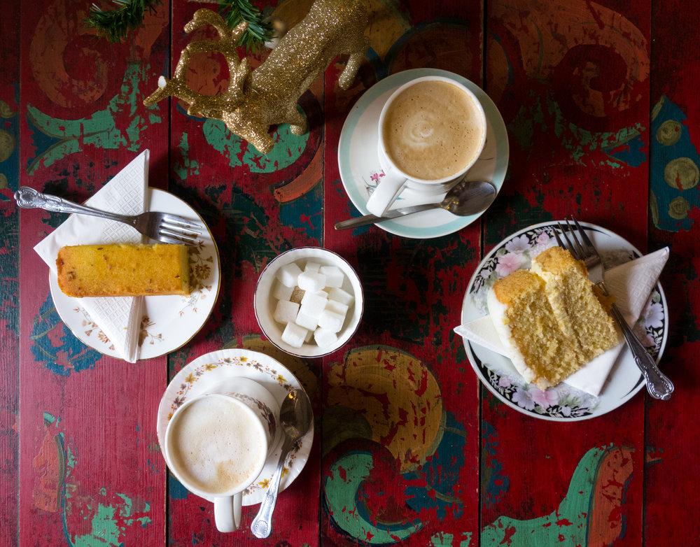 Sharpham Pantry Restaurant at Kilver Court Designer Village - Shepton Mallet - 18th November 2016