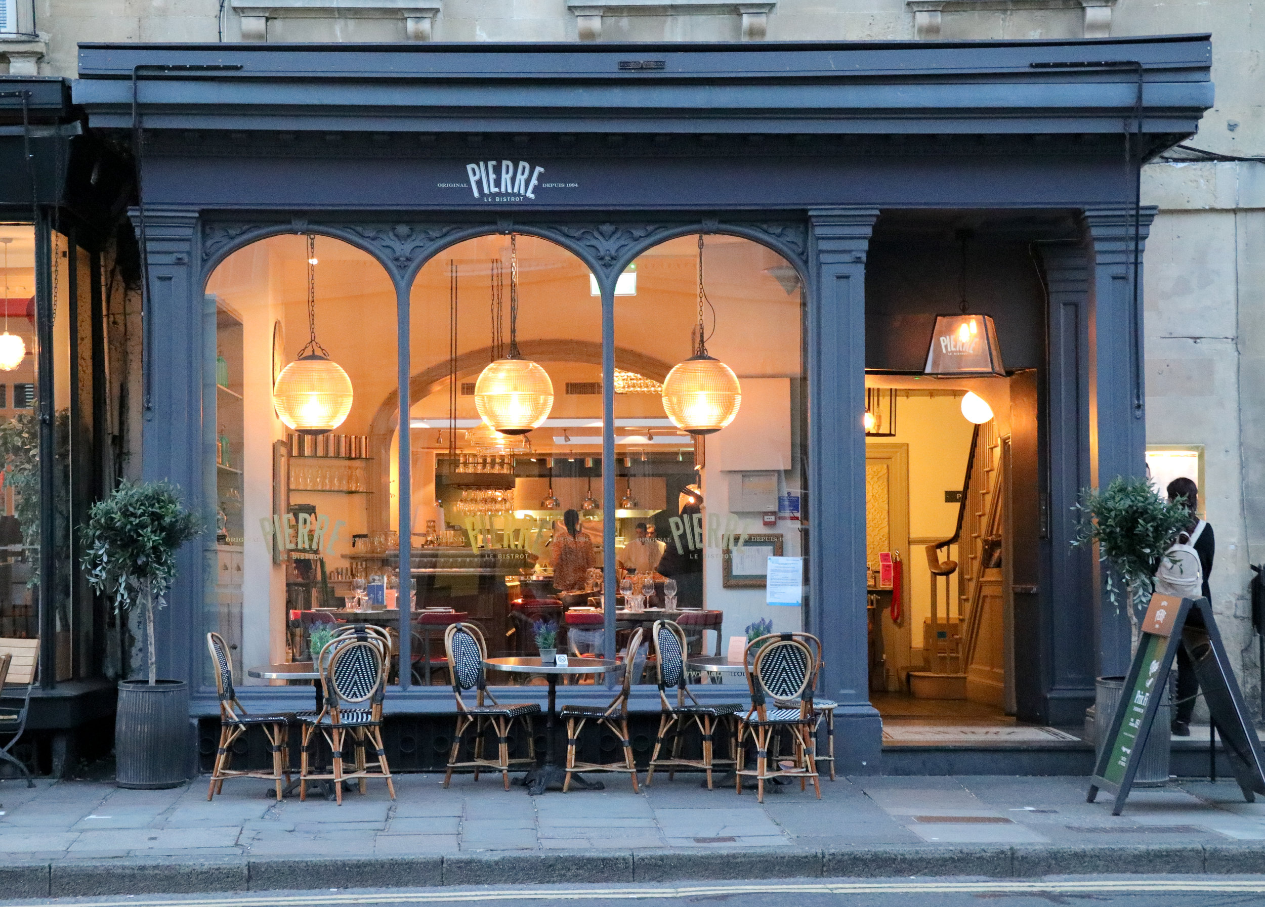 Bistrot Pierre - Bath - 15th May 2018