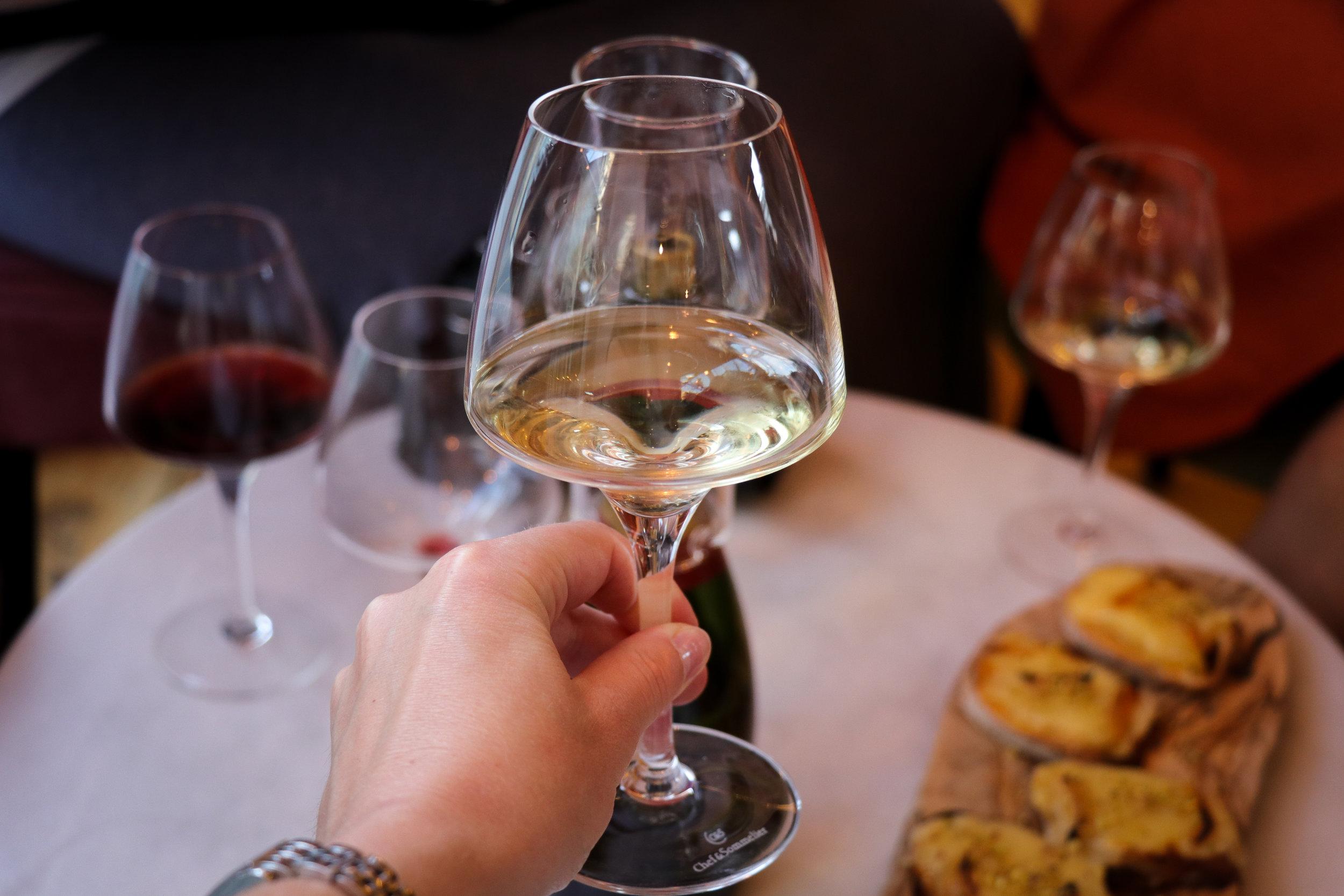 Wine Tasting Class at Le Vignoble - Bath - 22nd June 2018