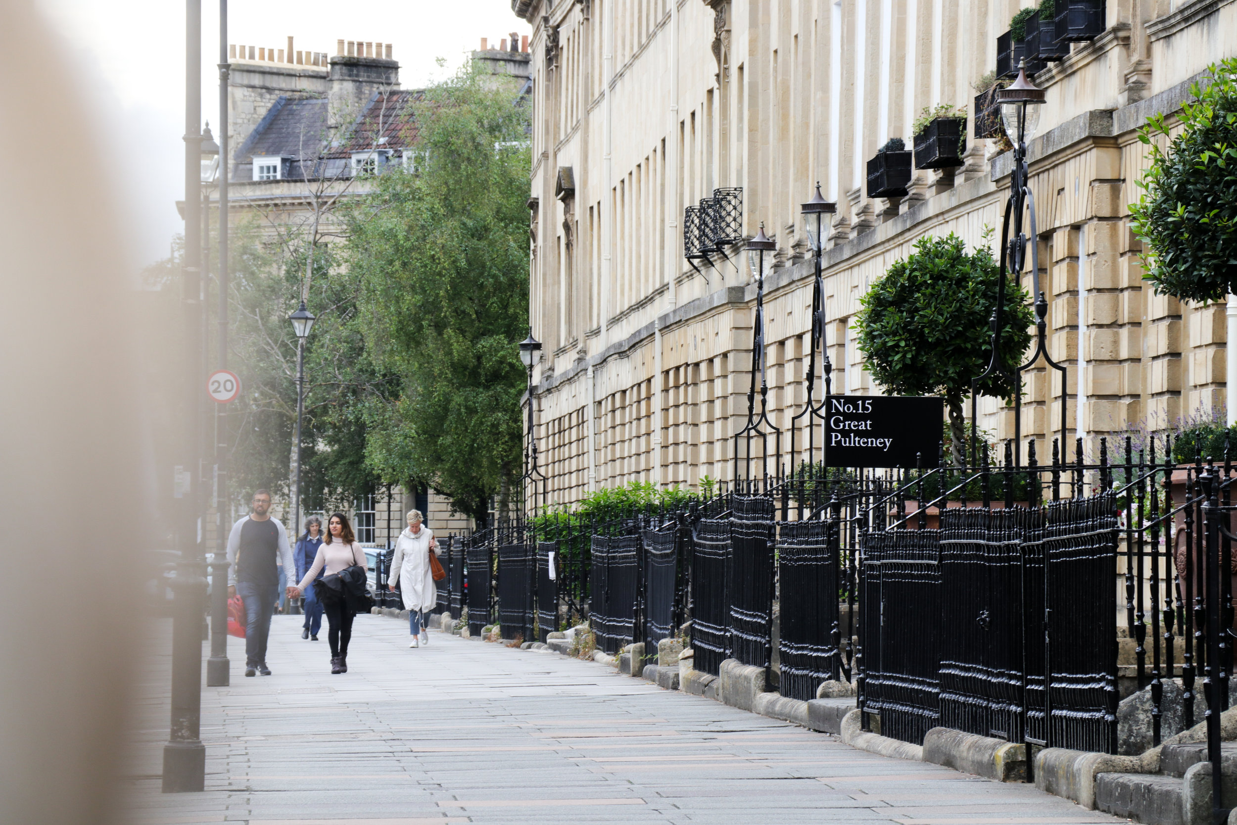 Day Spa Experience at no.15 Great Pulteney - Bath - 20th August 2018