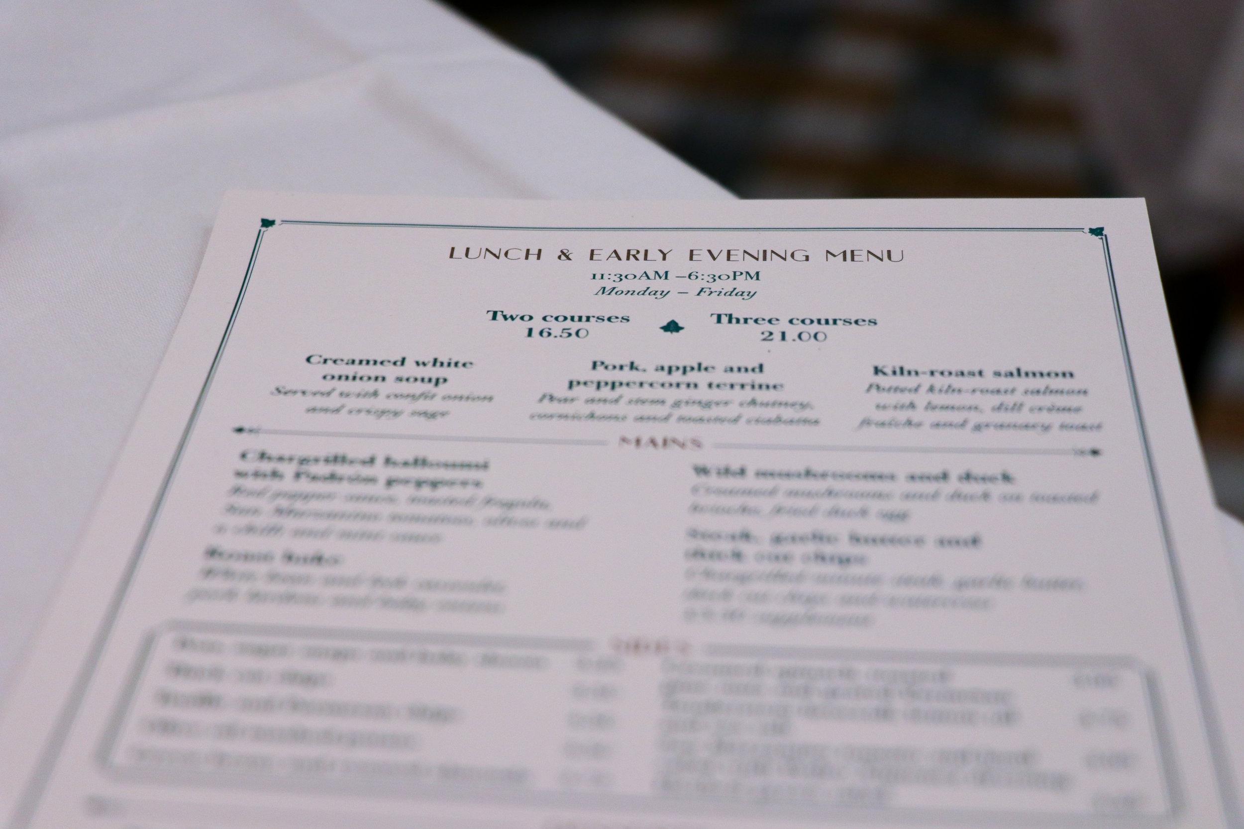 Set Menu at Ivy Bath Brasserie.jpg