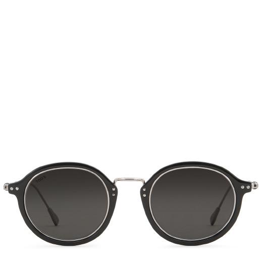 Tod's Sunglasses Black Unisex
