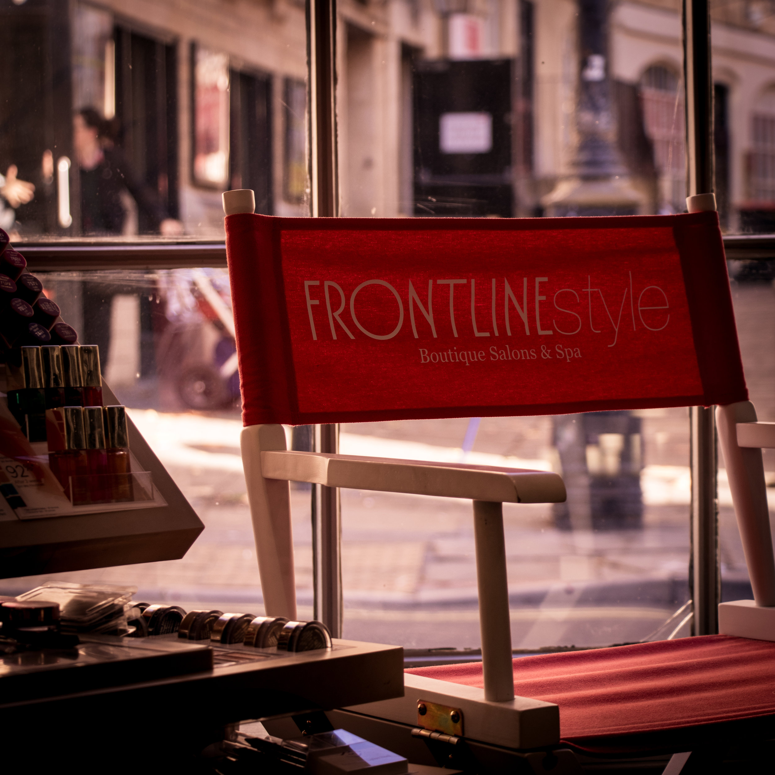 Frontlinestyle - Bath