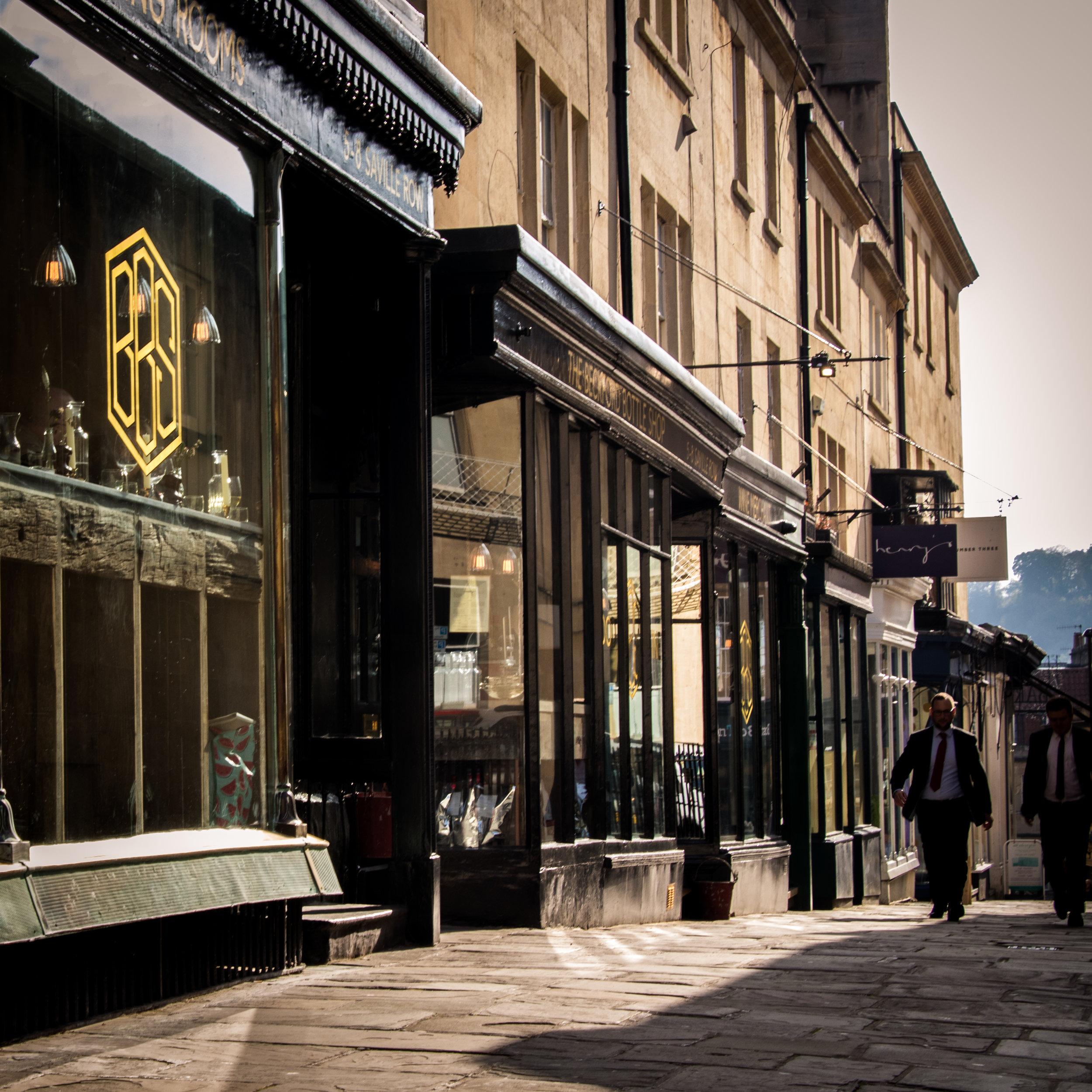 The Beckford Bottle Shop - Bath - 13th November 2018