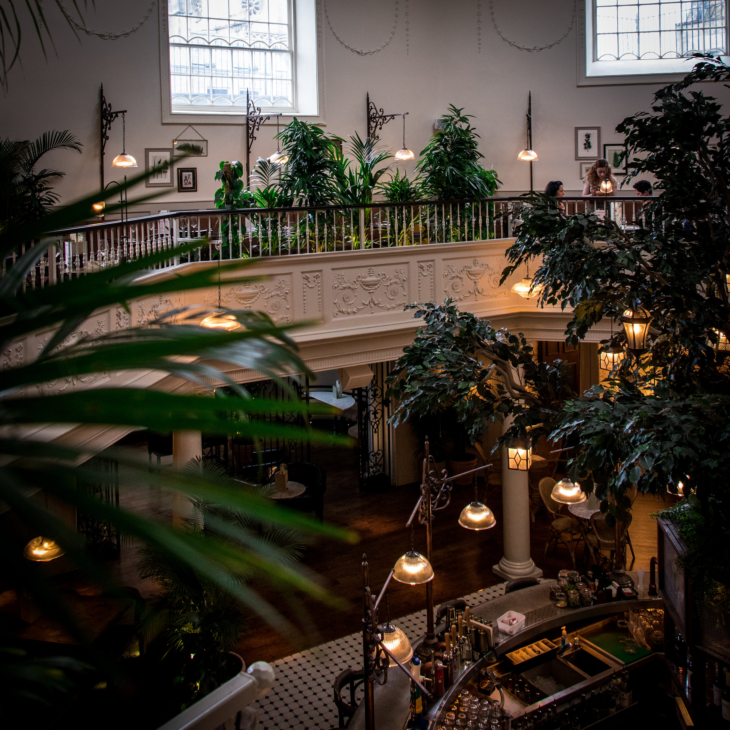 The Botanist Bath