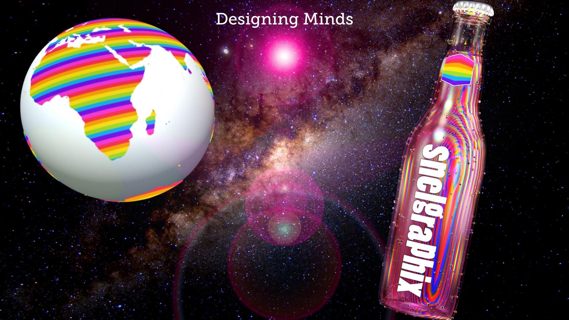 Snelgraphix Designing Minds