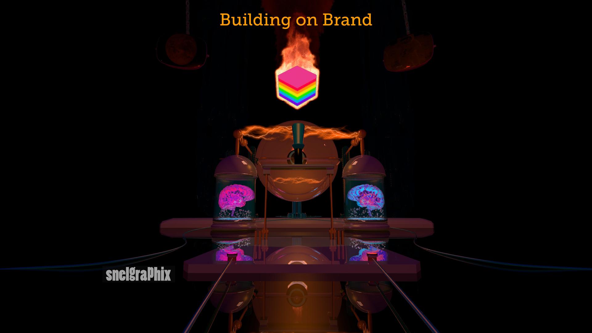 Snelgraphix building on brand