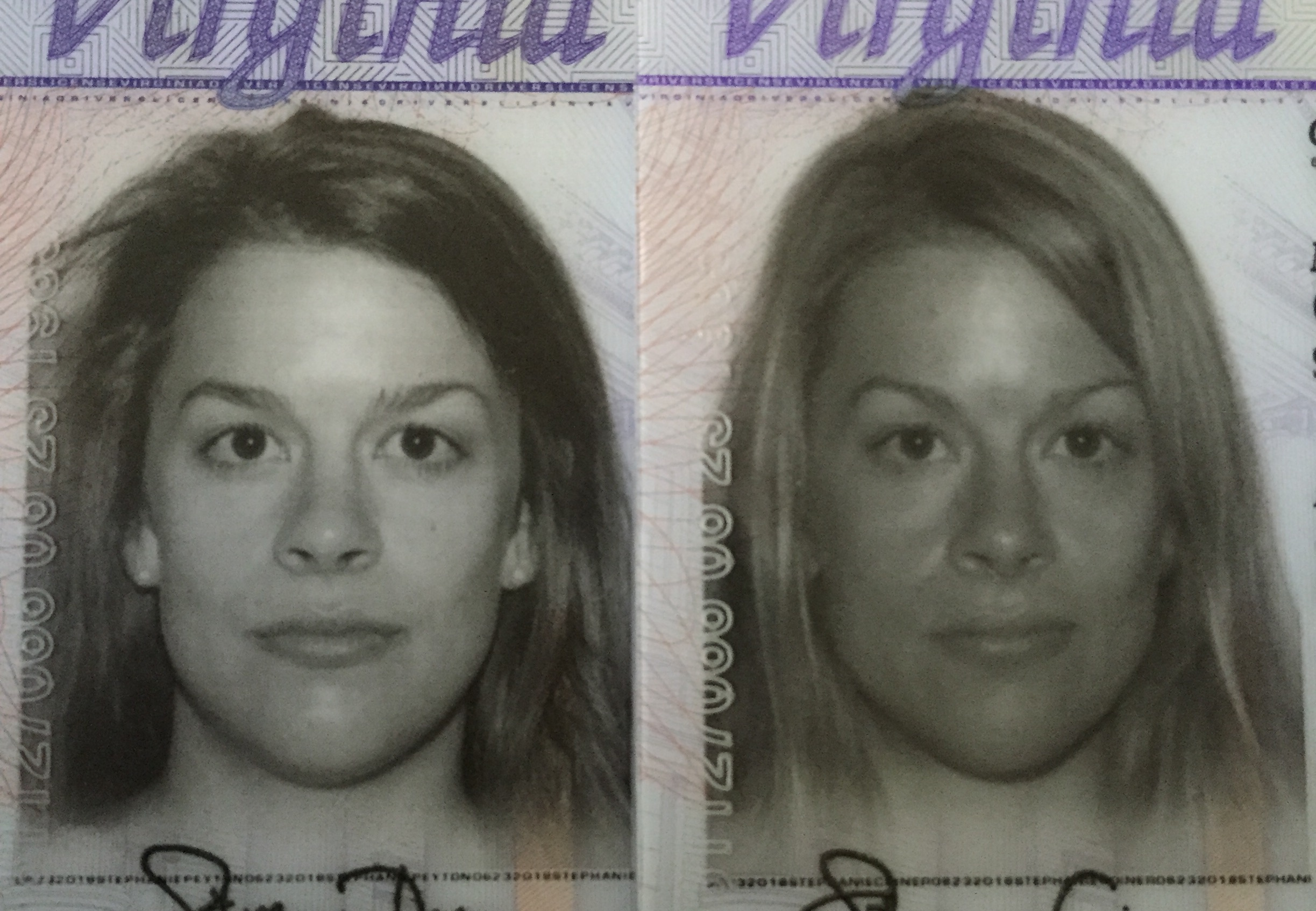 This is what a five year difference looks like...