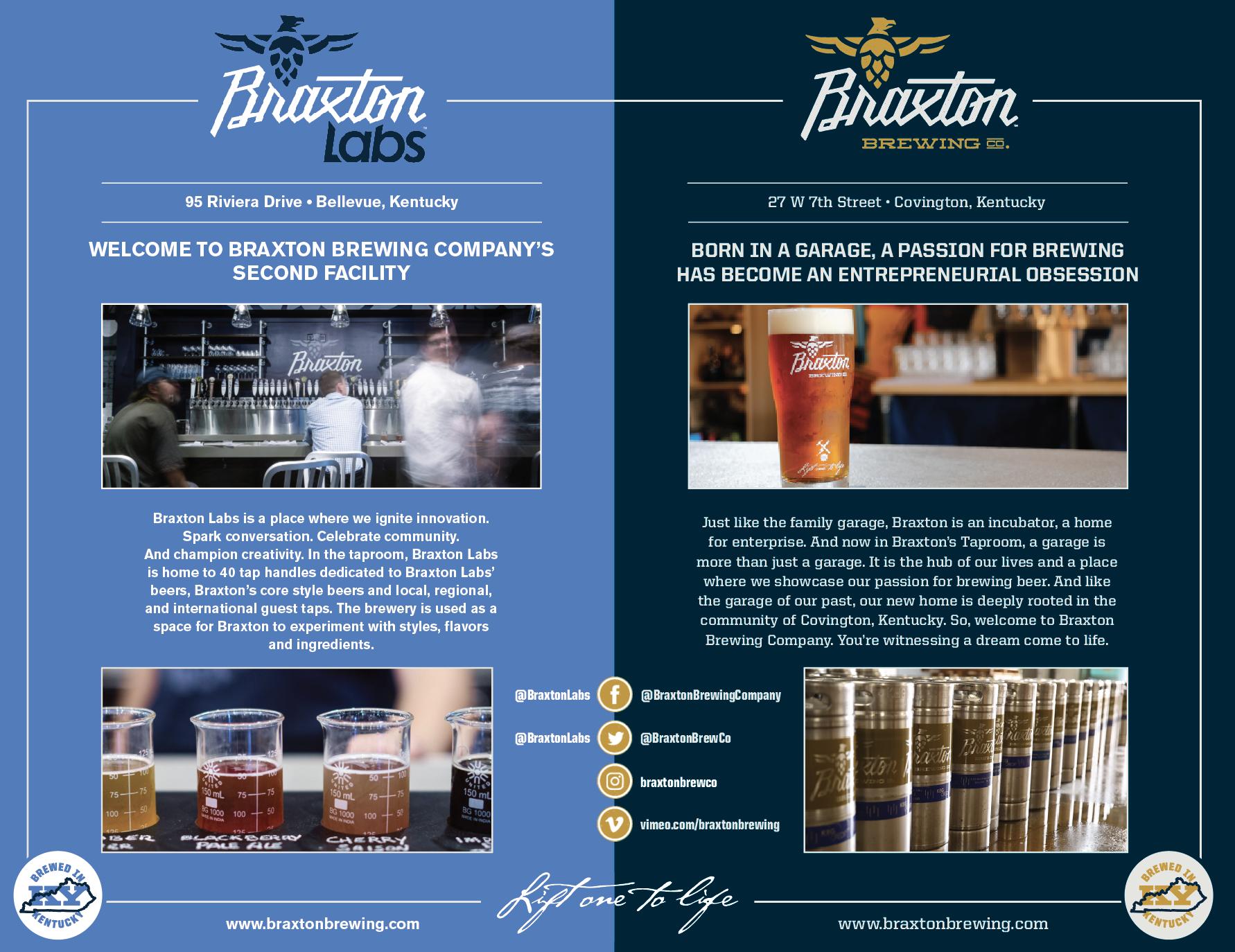 Braxton Brewing Co.