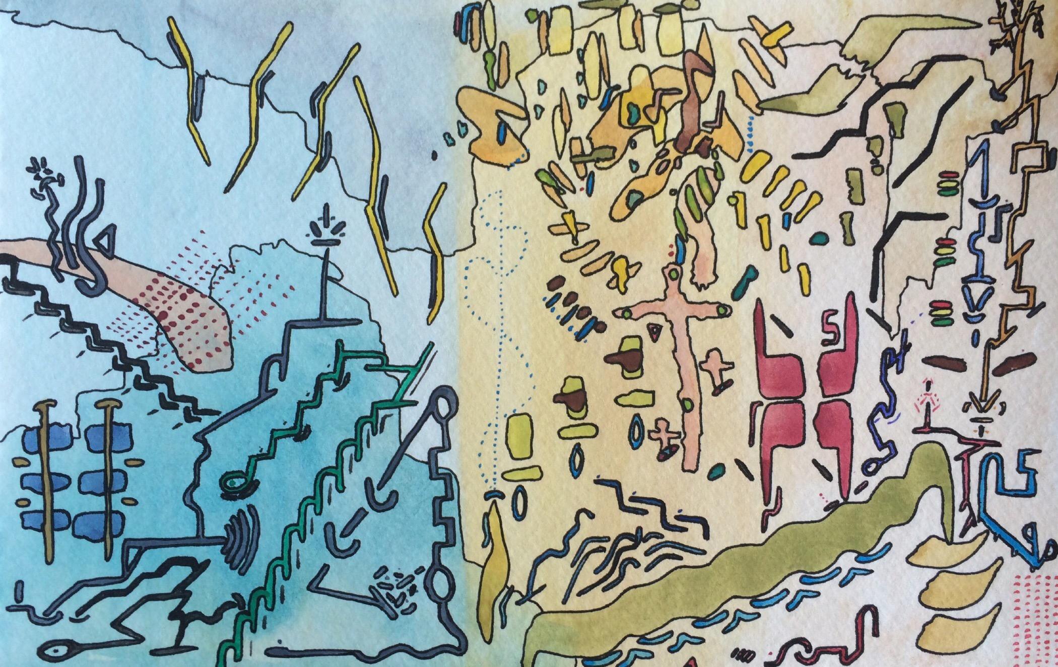 Treasure Map, 2015
