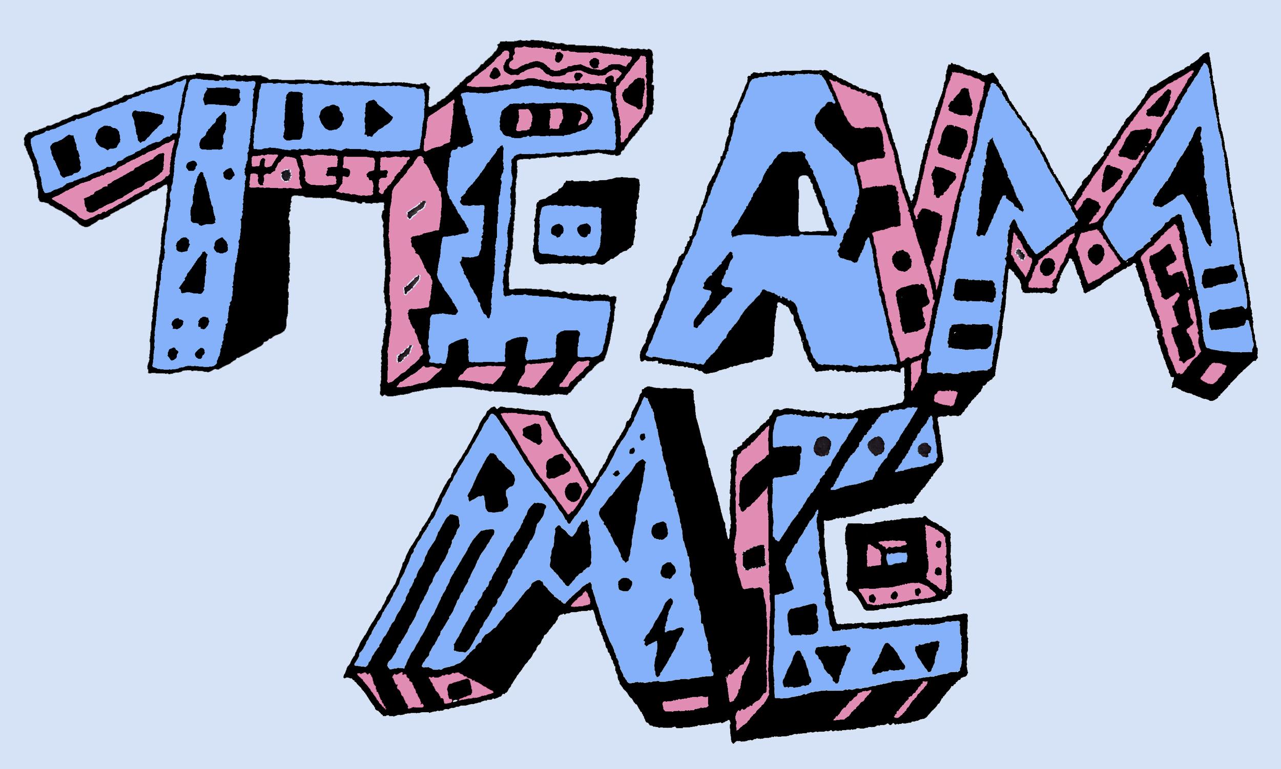 Team Me T-shirt, 2016