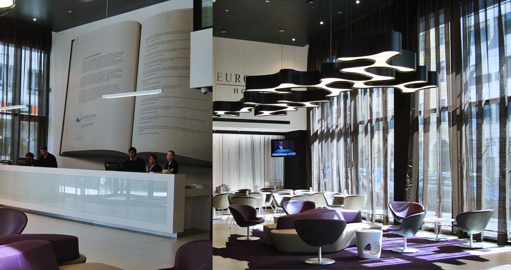 EUROSTAR HOTEL & LOUNGE   Munich - Germany