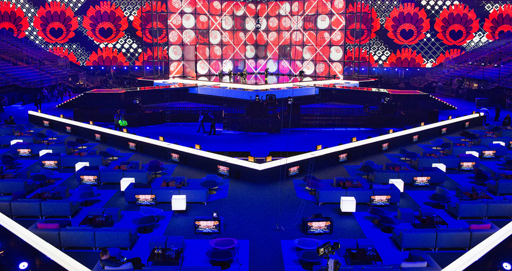 EUROVISION 2014   Copenhagen - Denmark
